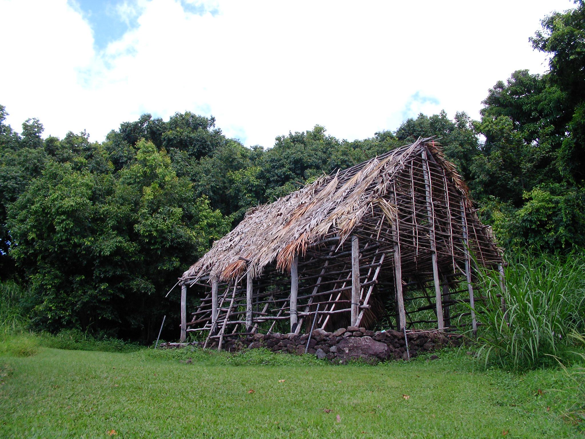 Traditional Hawaiian Reconstruction
