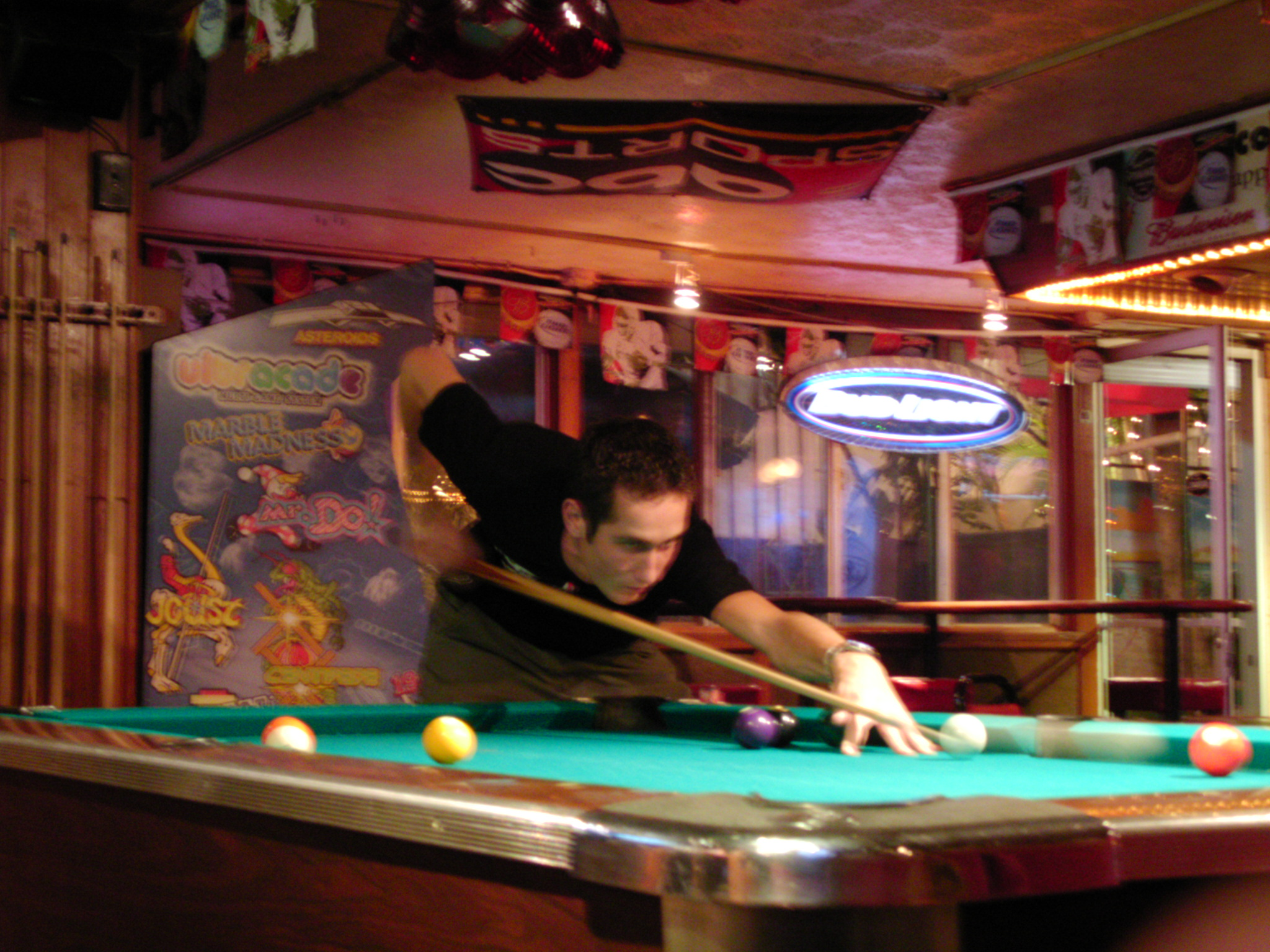 I'm Playing Pool