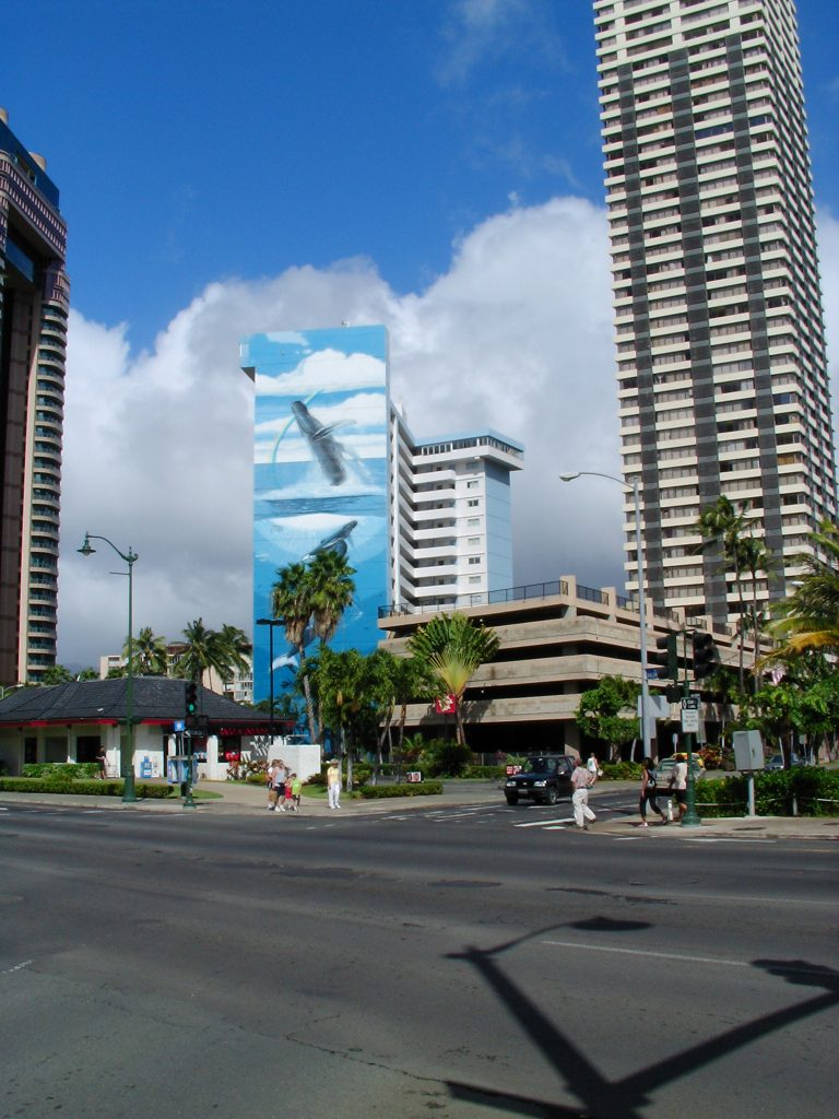 The Whale Building