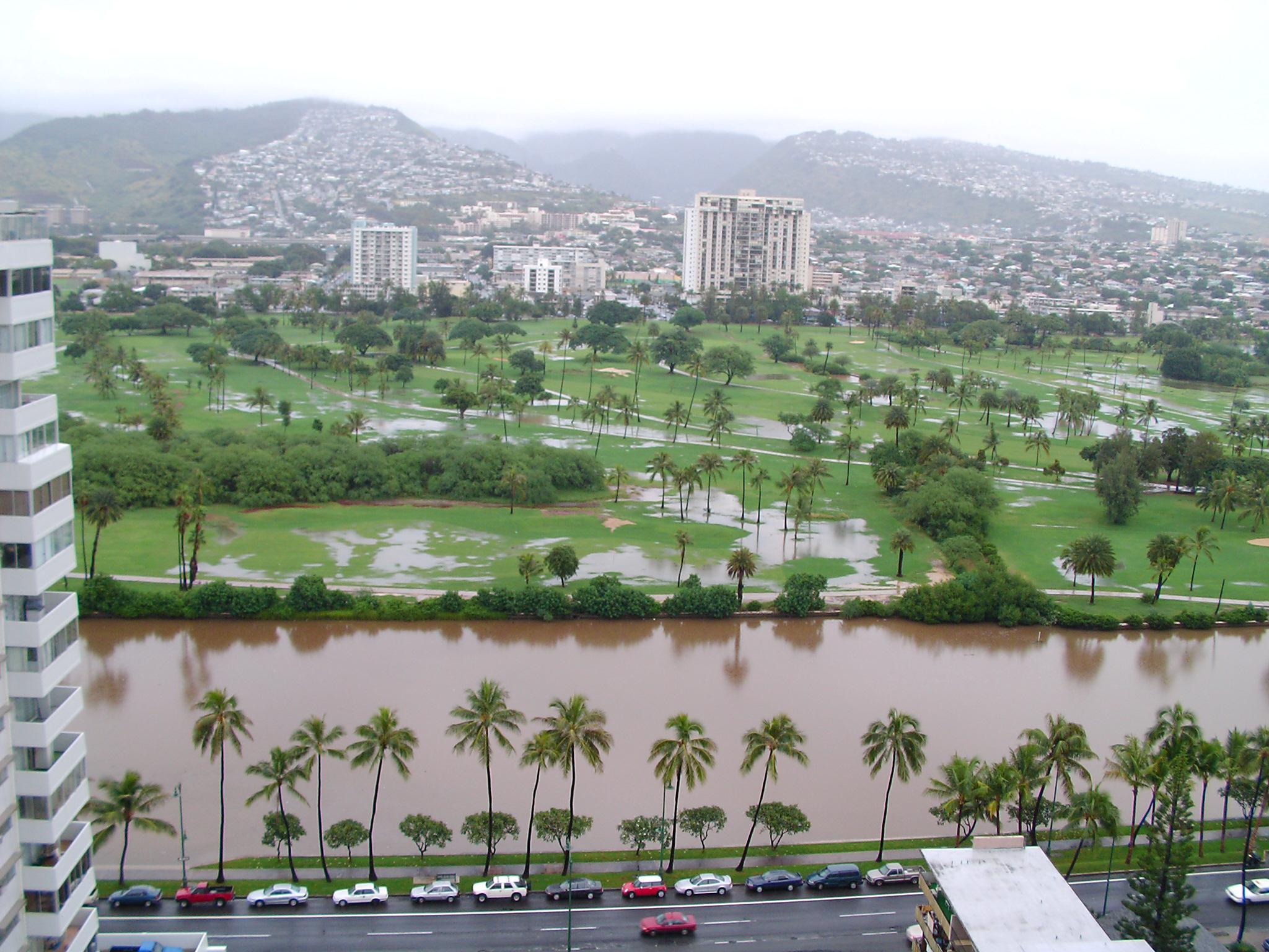 Wet Waikiki