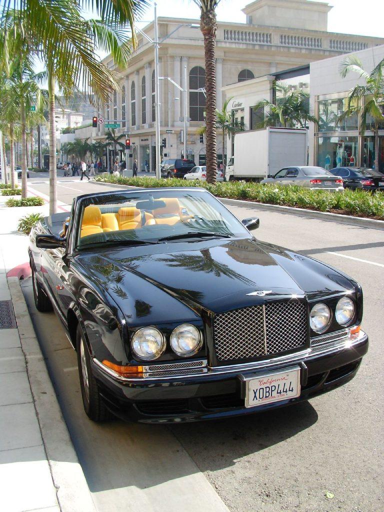 Pimp Bentley