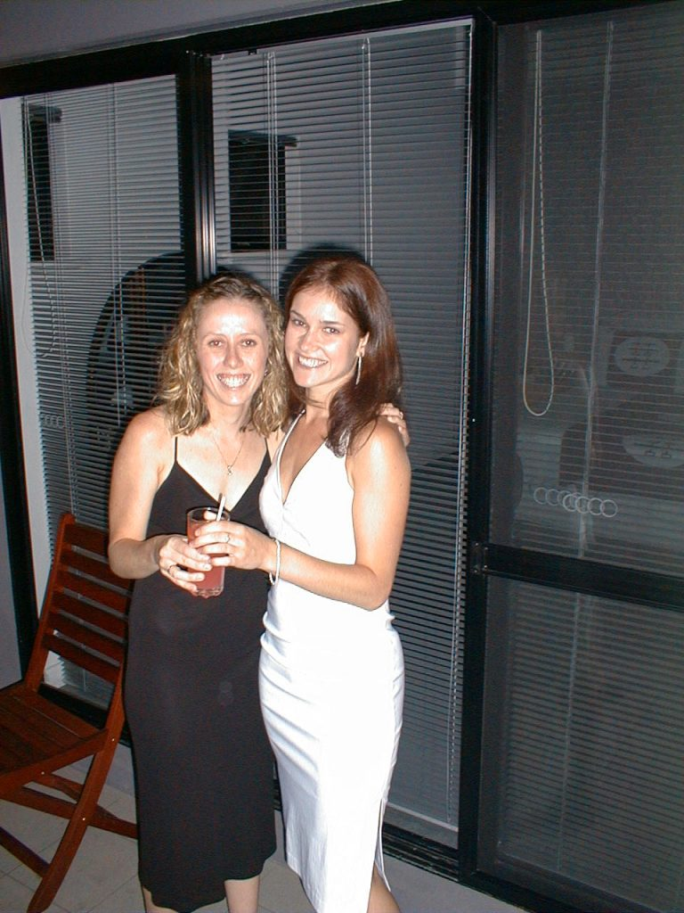 Jo and Ree @ My 21st