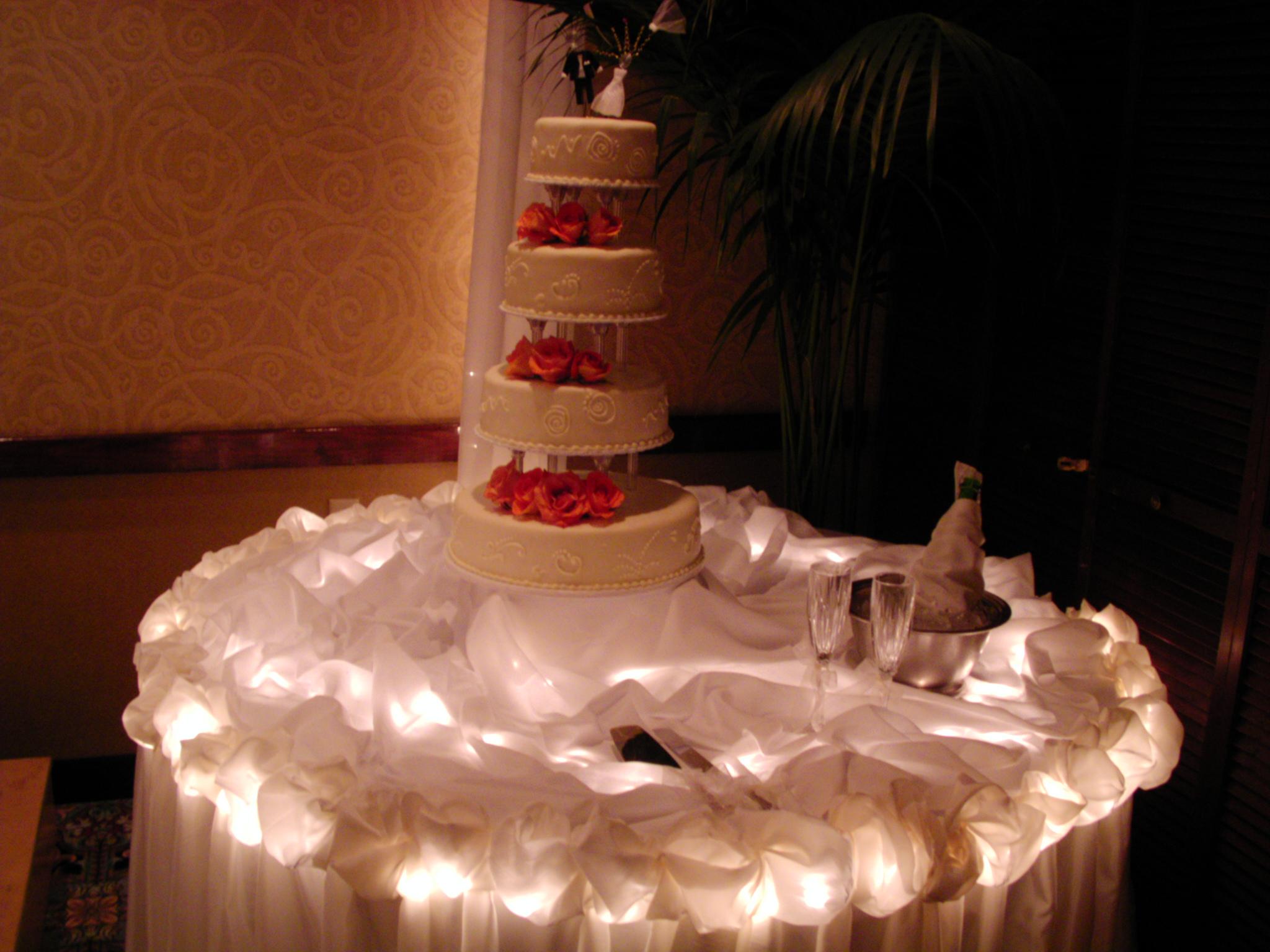 Mmmm, Cake...