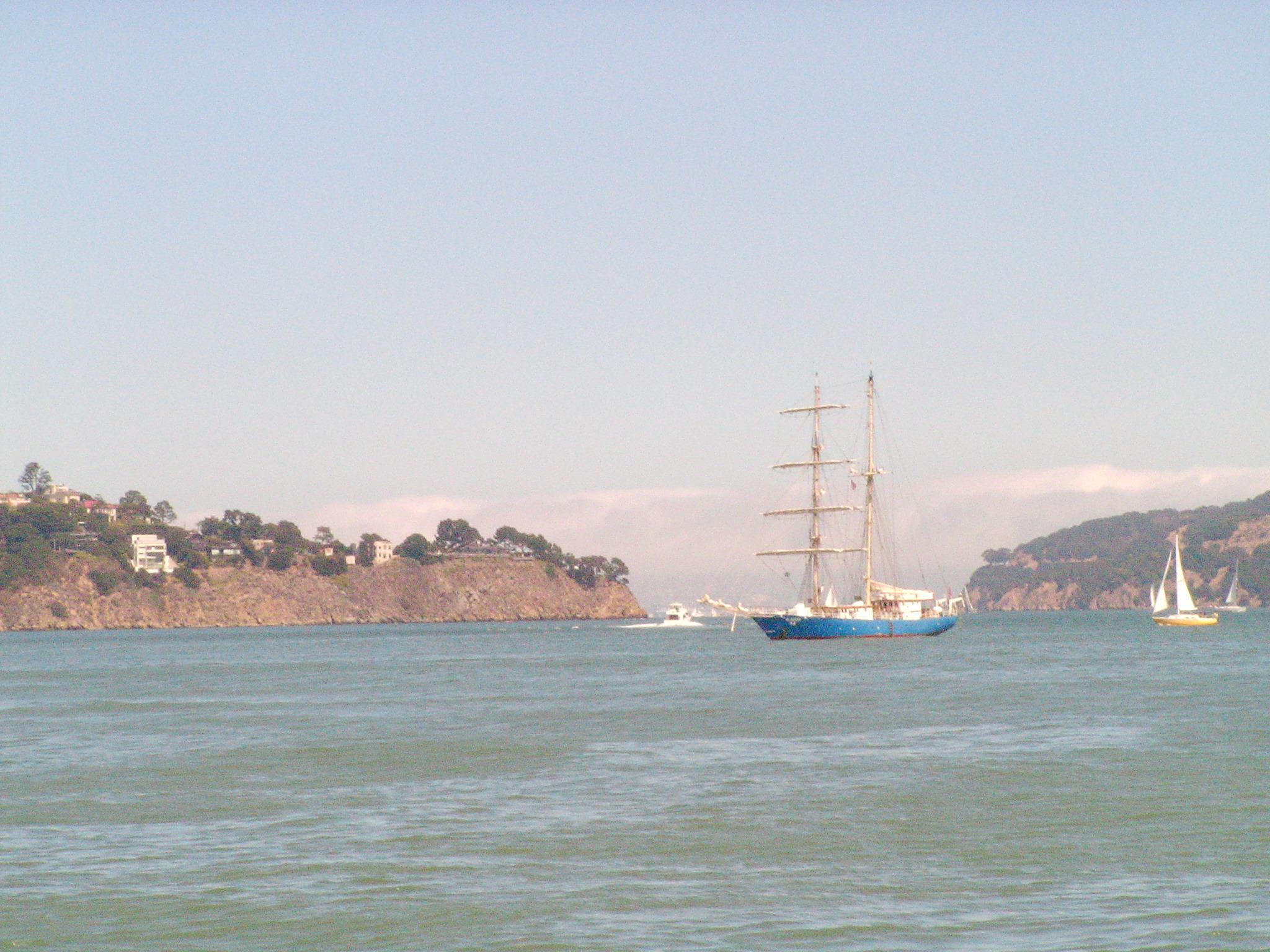 Sausalito Boat