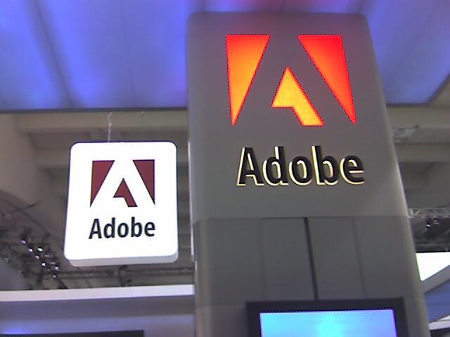 Adobe @ MacWorld