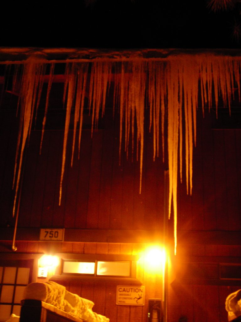 Mad Icicles