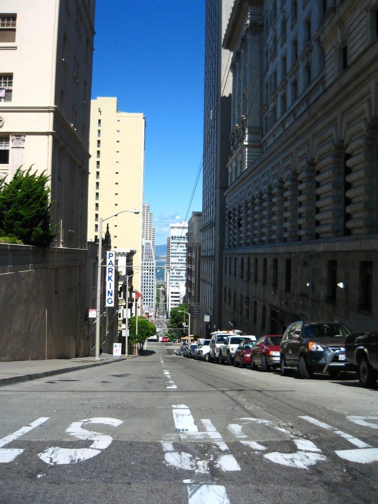 Sacramento St, San Francisco