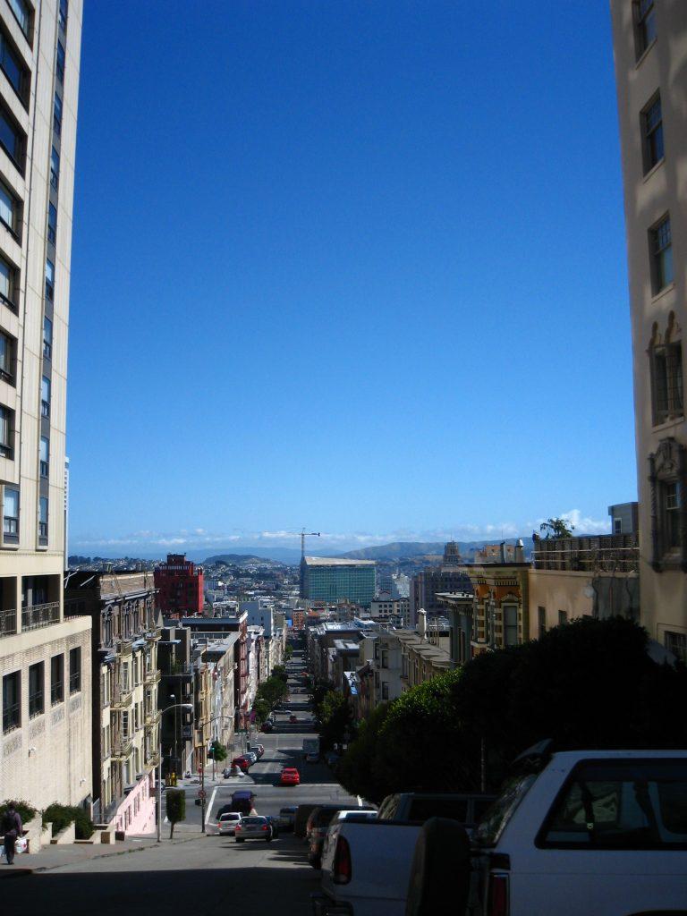 Jones St, San Francisco