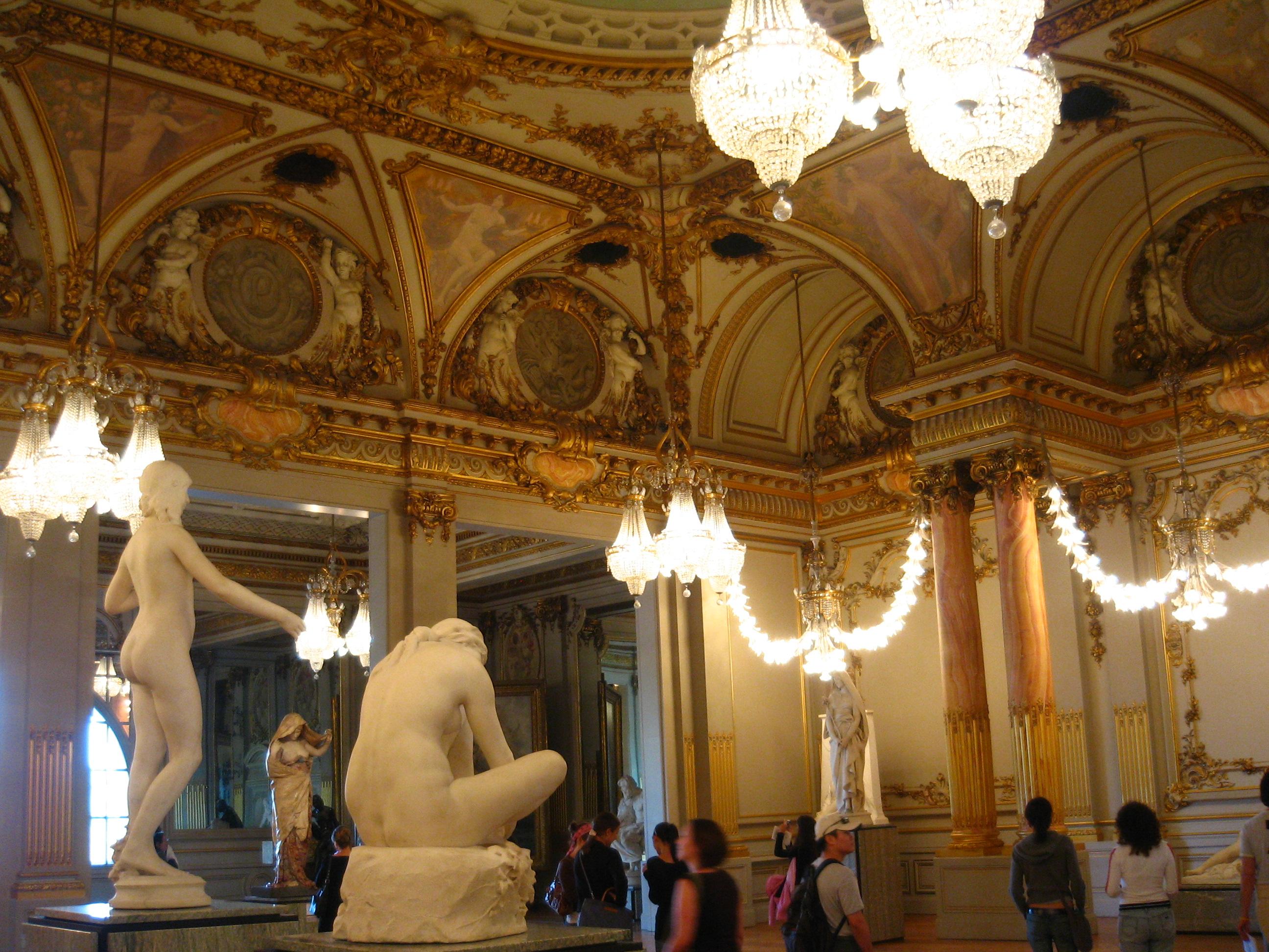 Ballroom at the Musee d'Orsay