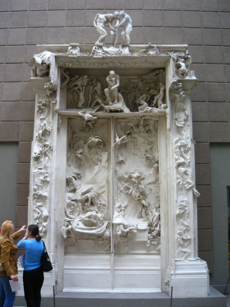 Rodin's Gates of Hell