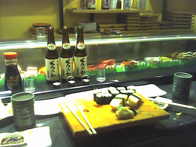 Sushi + Sake