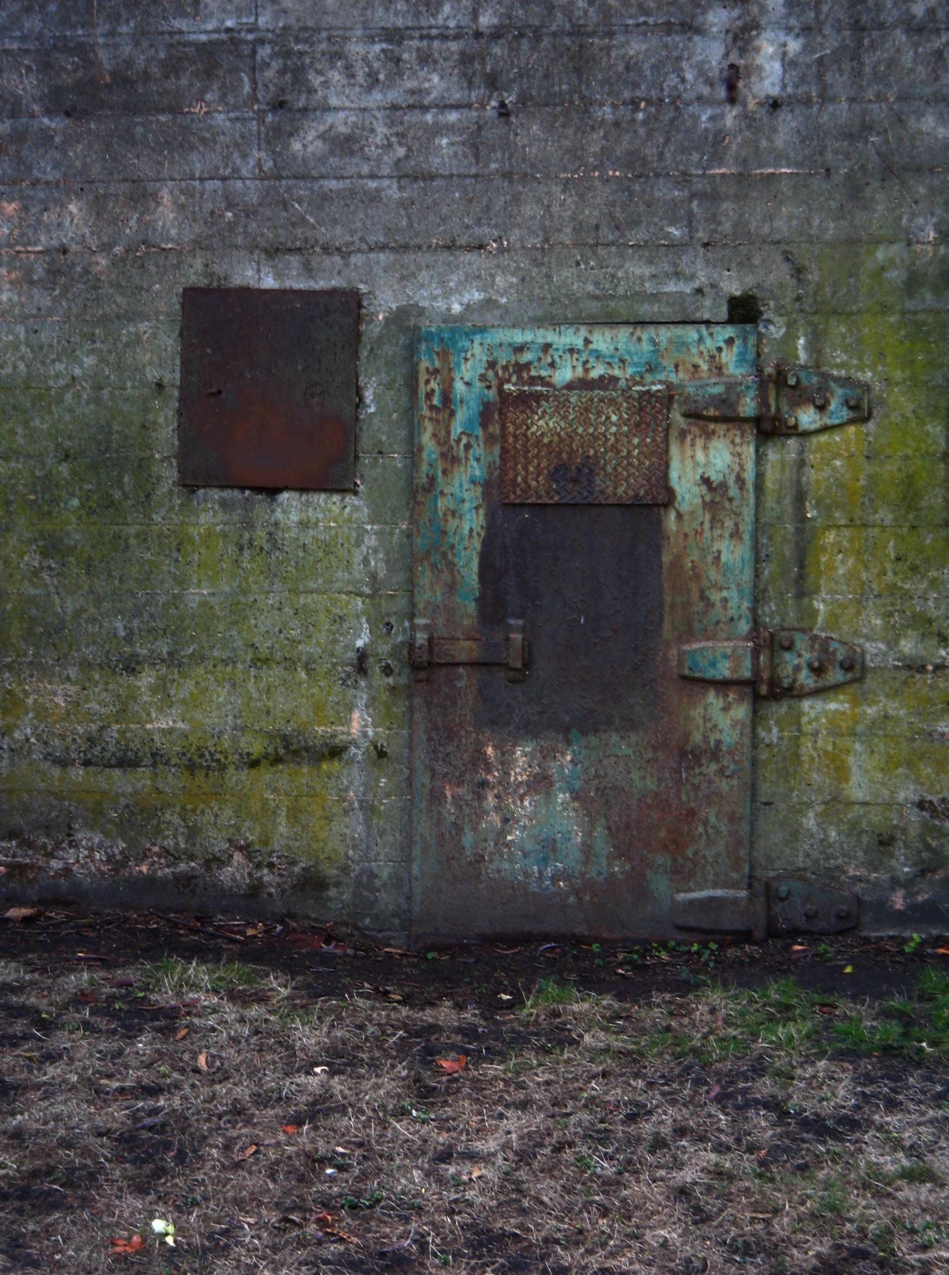 Color Cellar Door