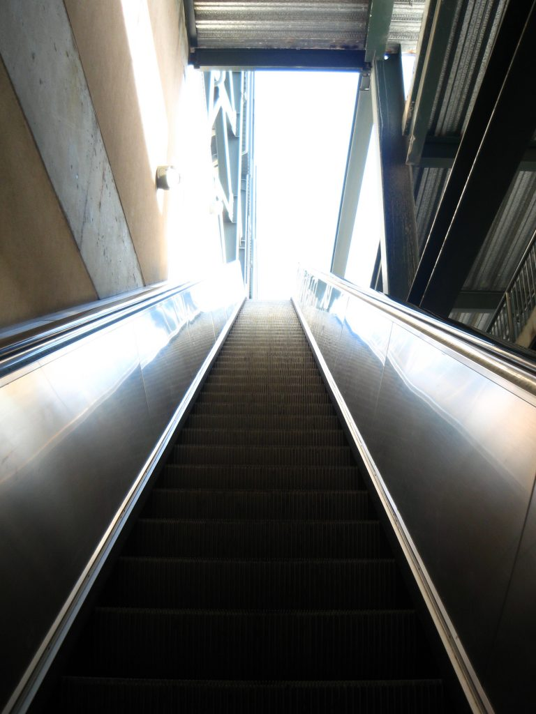 Stairway to?