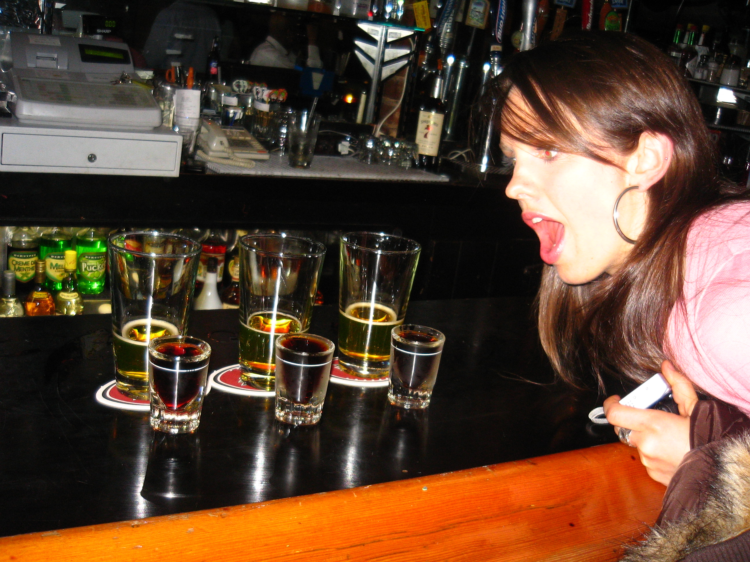 What Big Jagerbombs You Have!