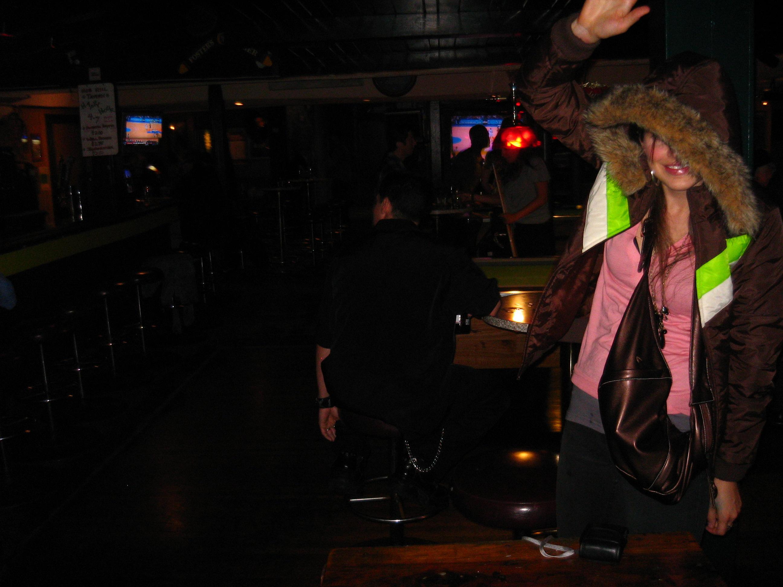 It's a Drunken Aussie-Yeti Thing