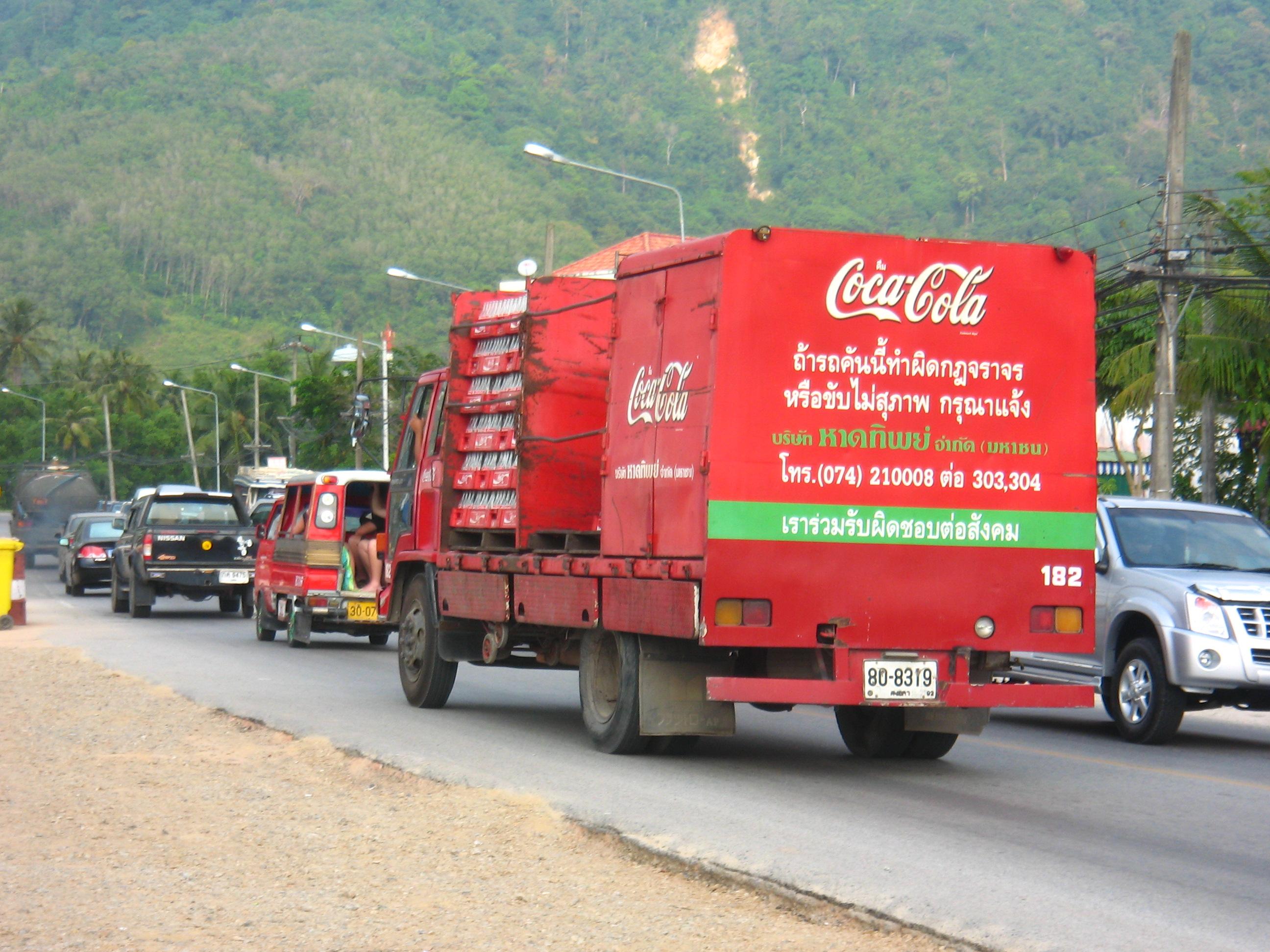 The International Language of Coca Cola