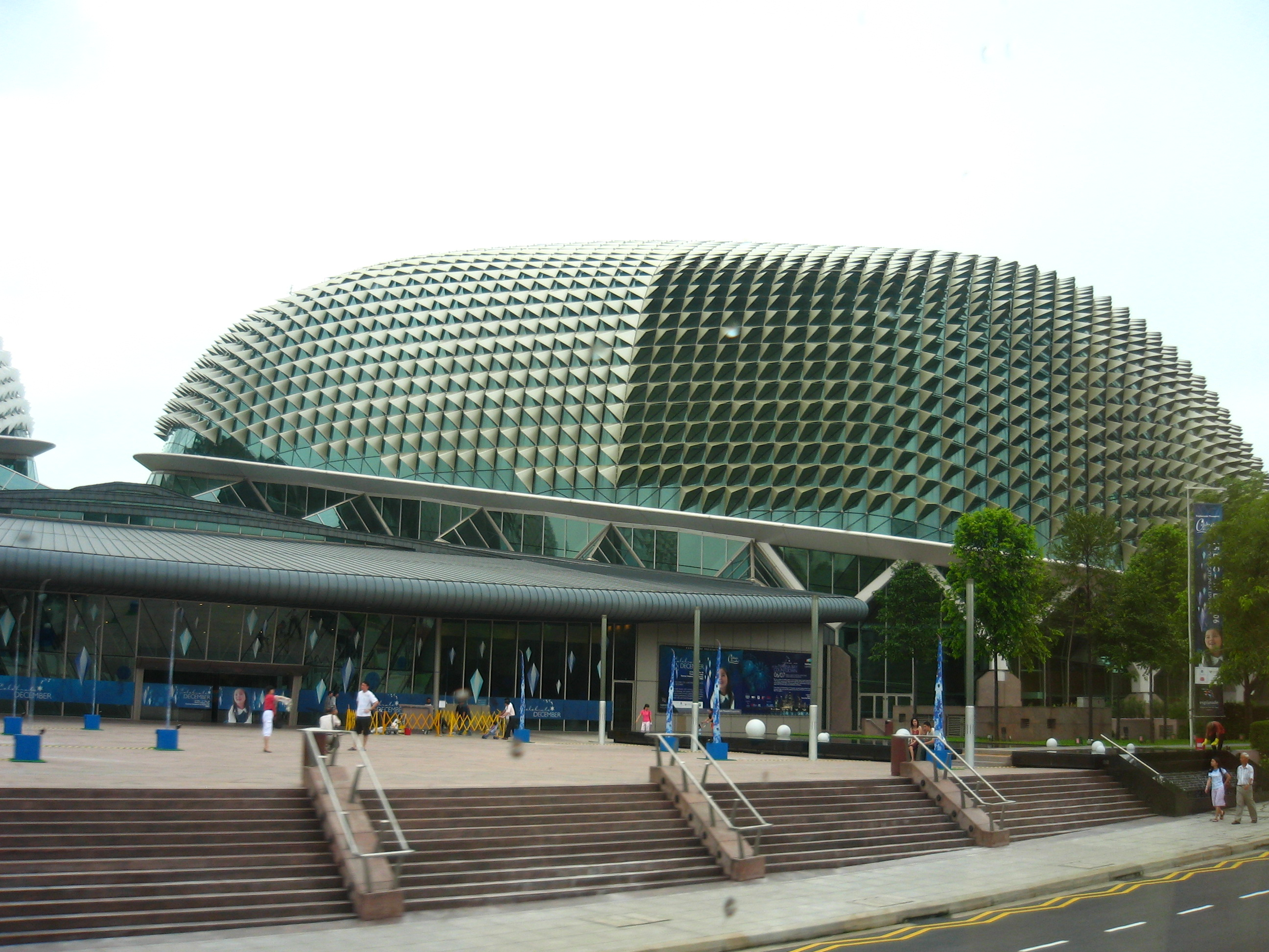 Performance Center in Singapore