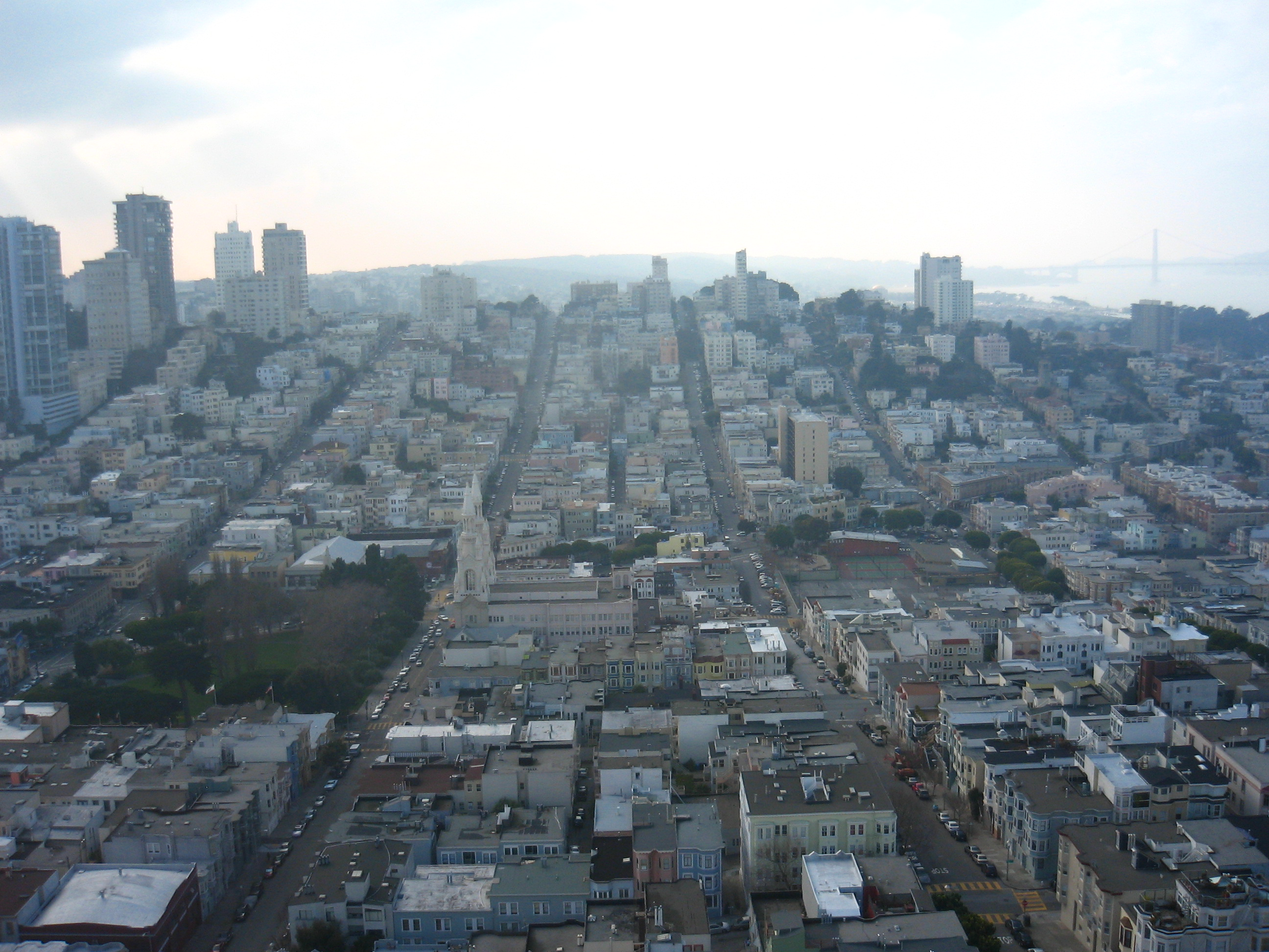 View from Coit