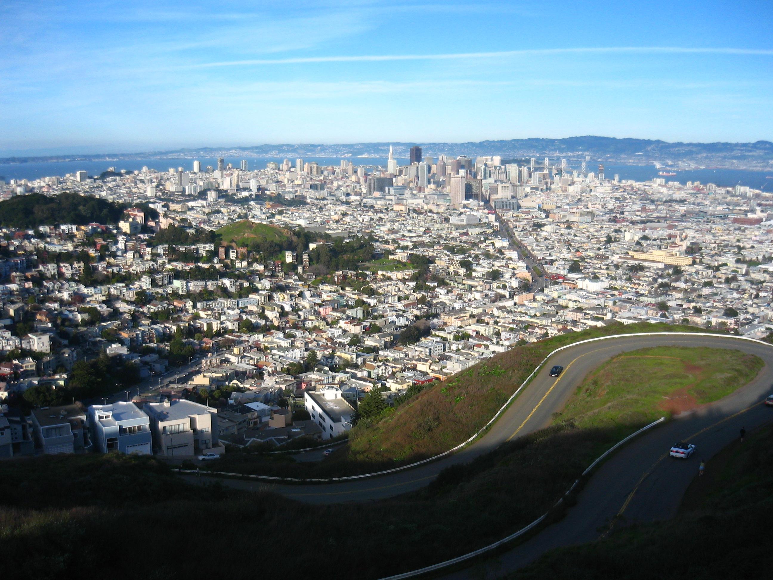 SF From Twin Peaks