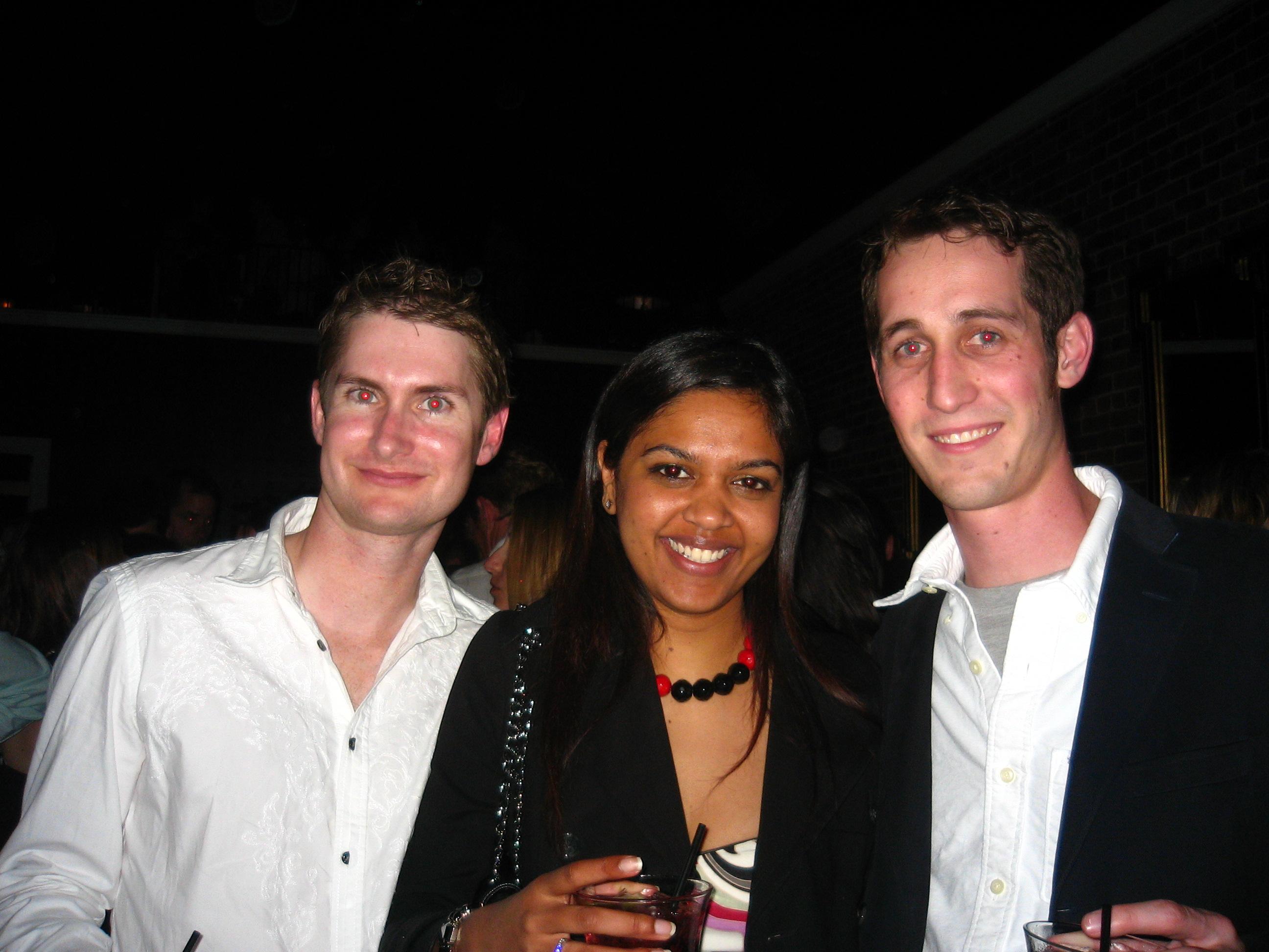 Paul, Krish and Me