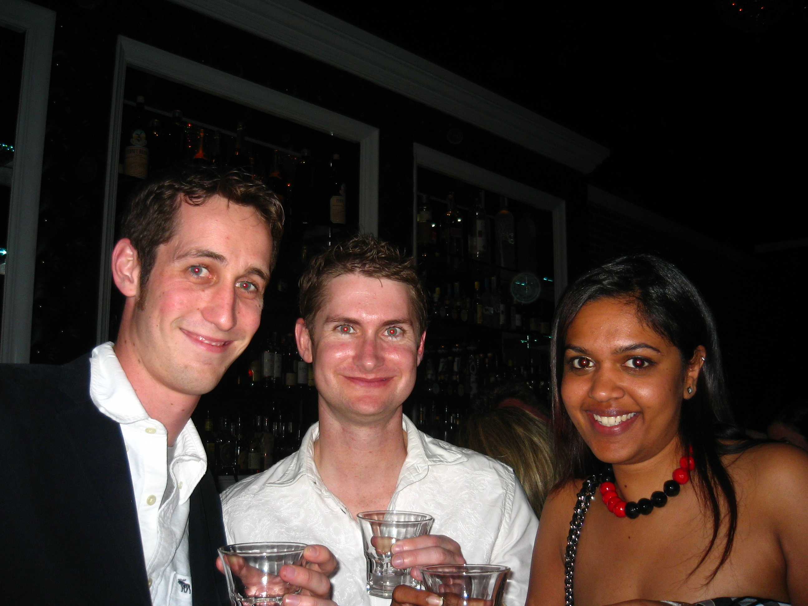 Me, Paul and Krish