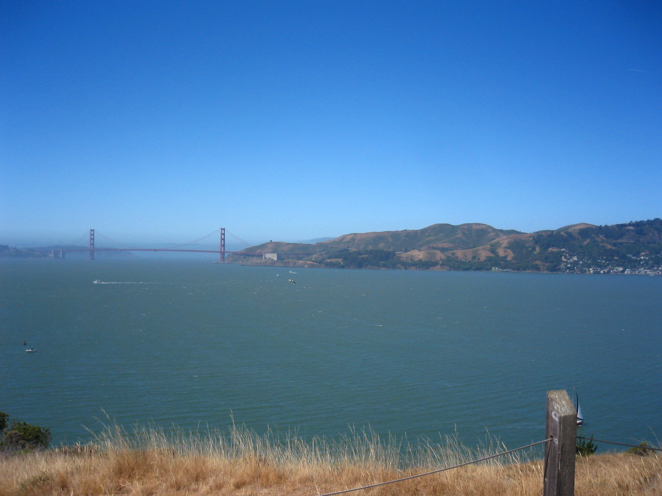 GGB from Angel Island