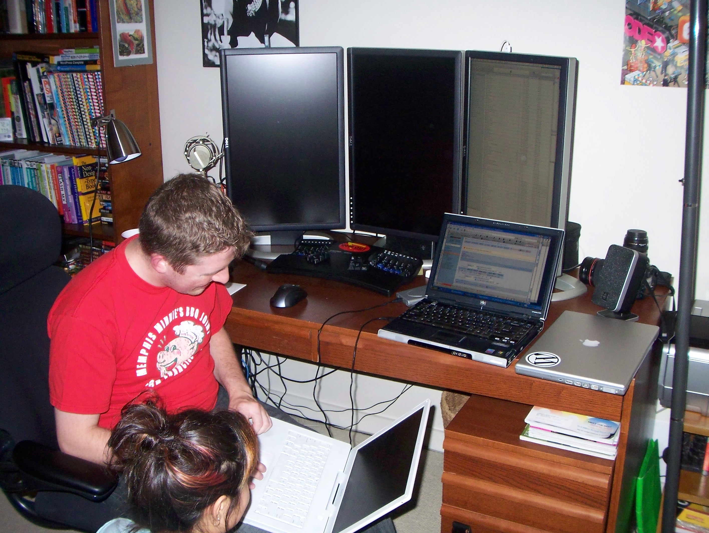 Matt's Workspace