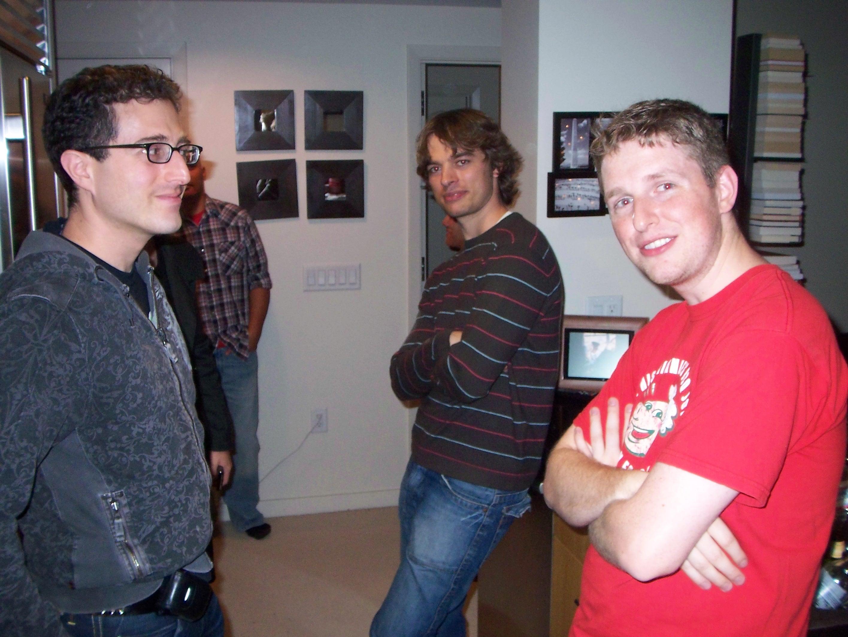 Tantek and Matt