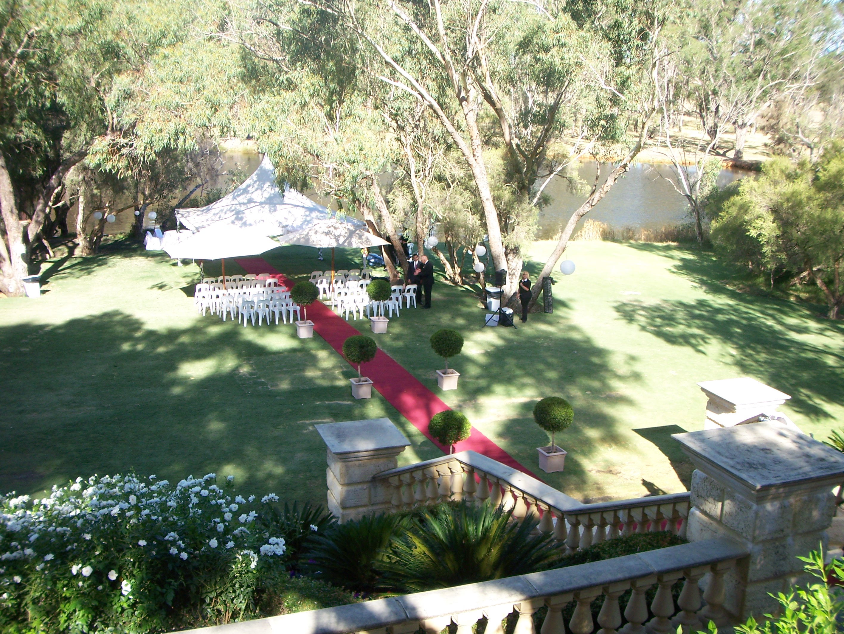 The Ceremony Setting