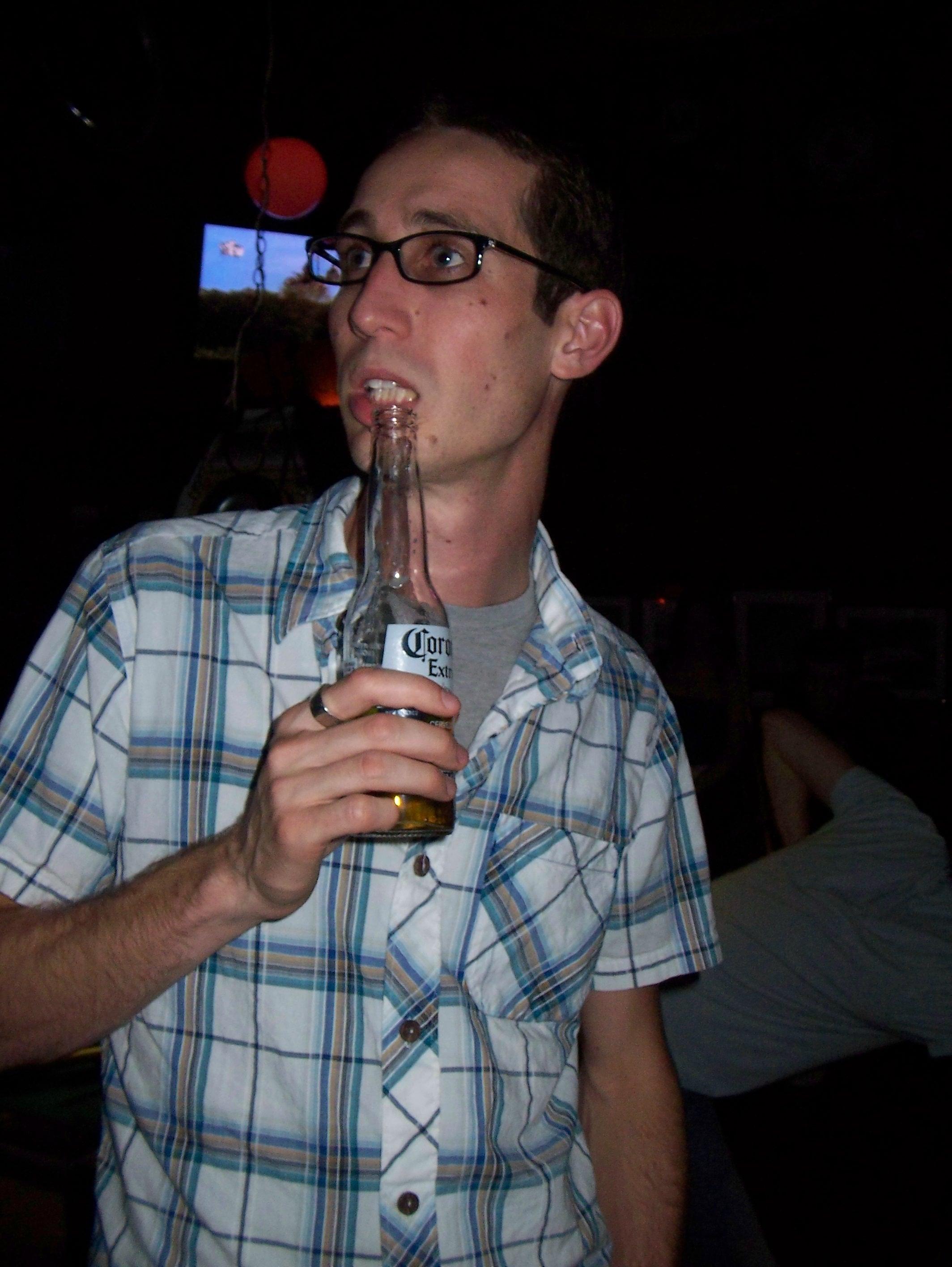 Ryan's Glasses Make Me Emo