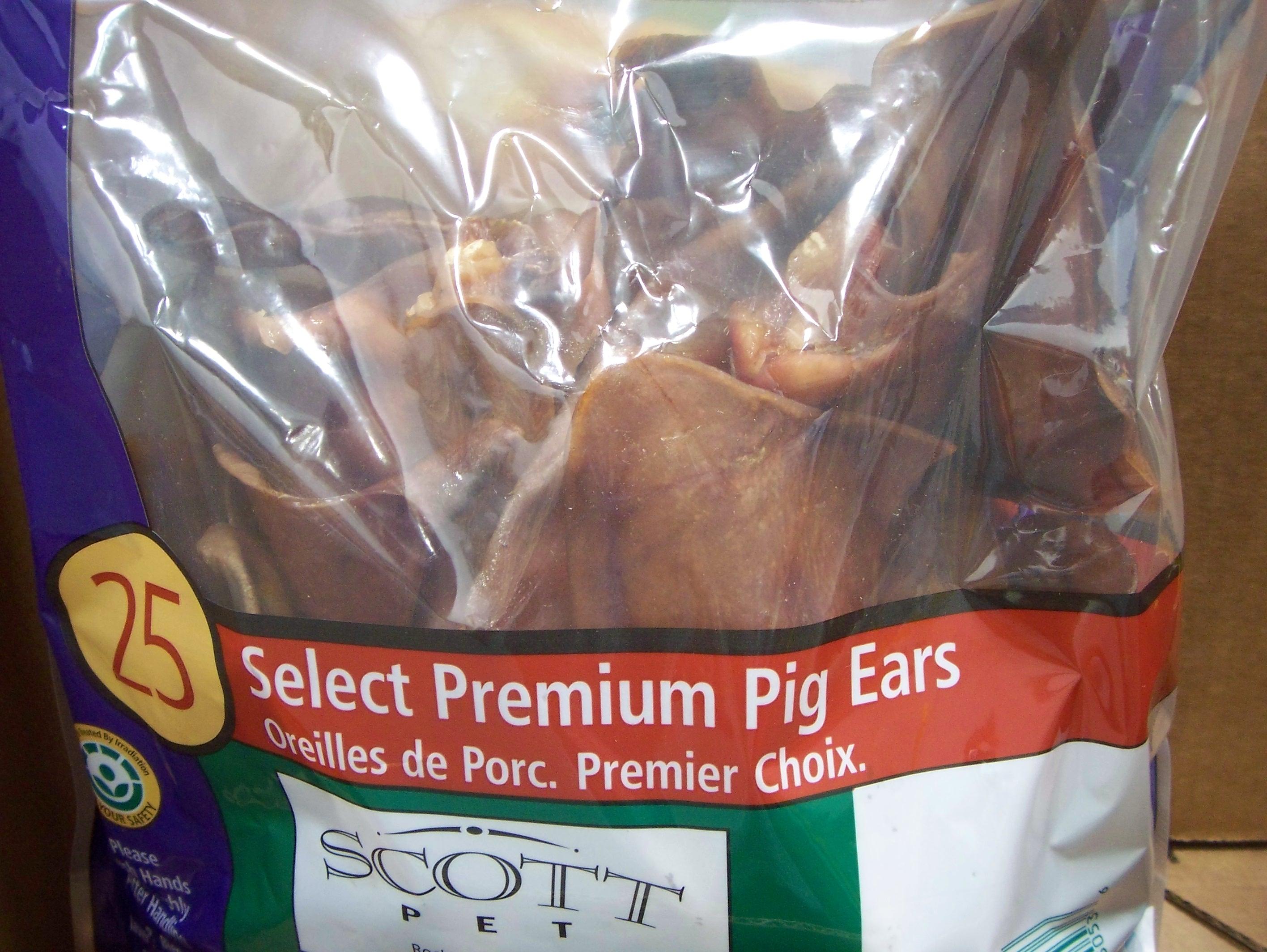Mmmmm Pig Ears