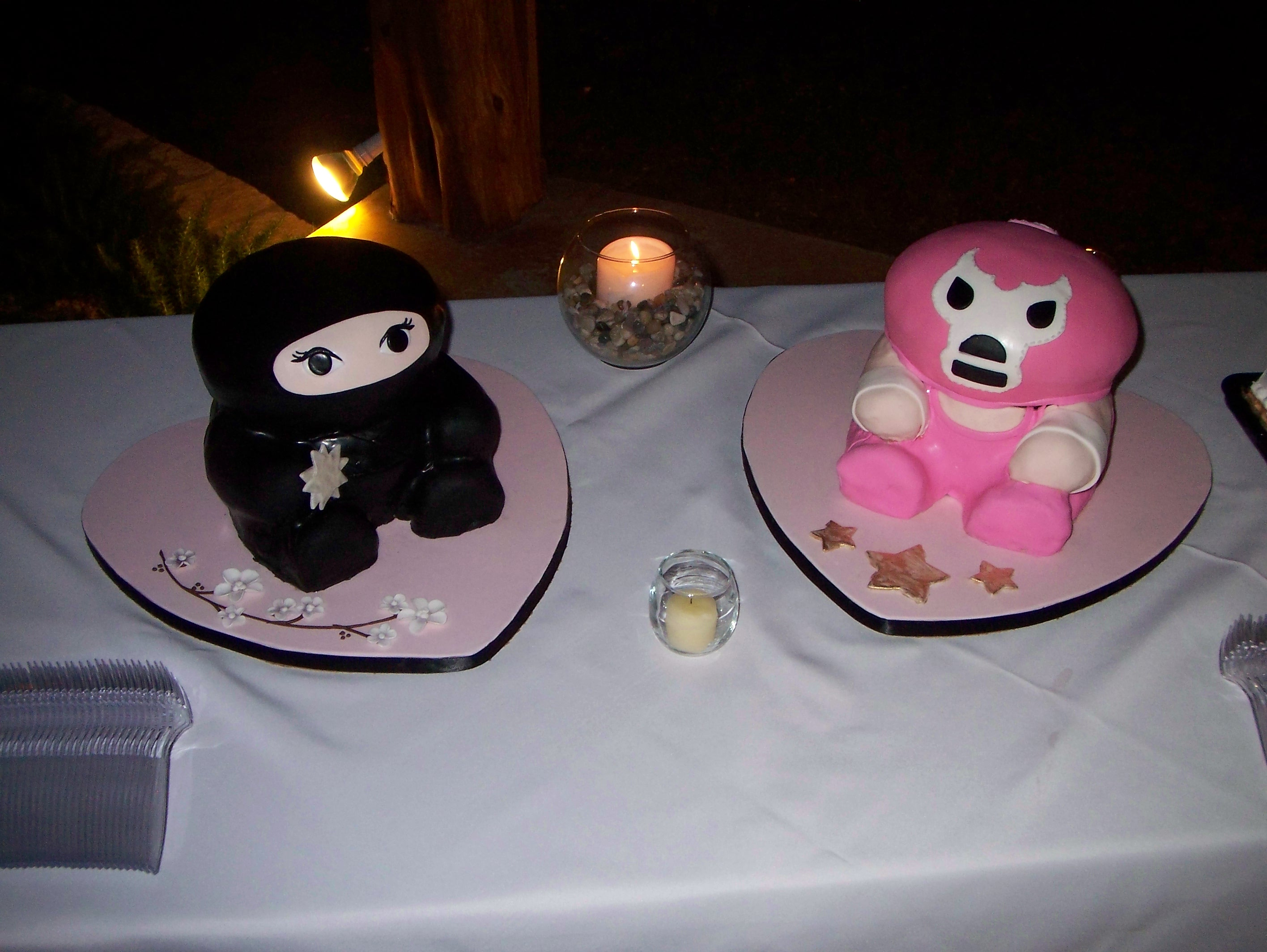 Ray and Doan's Cakes