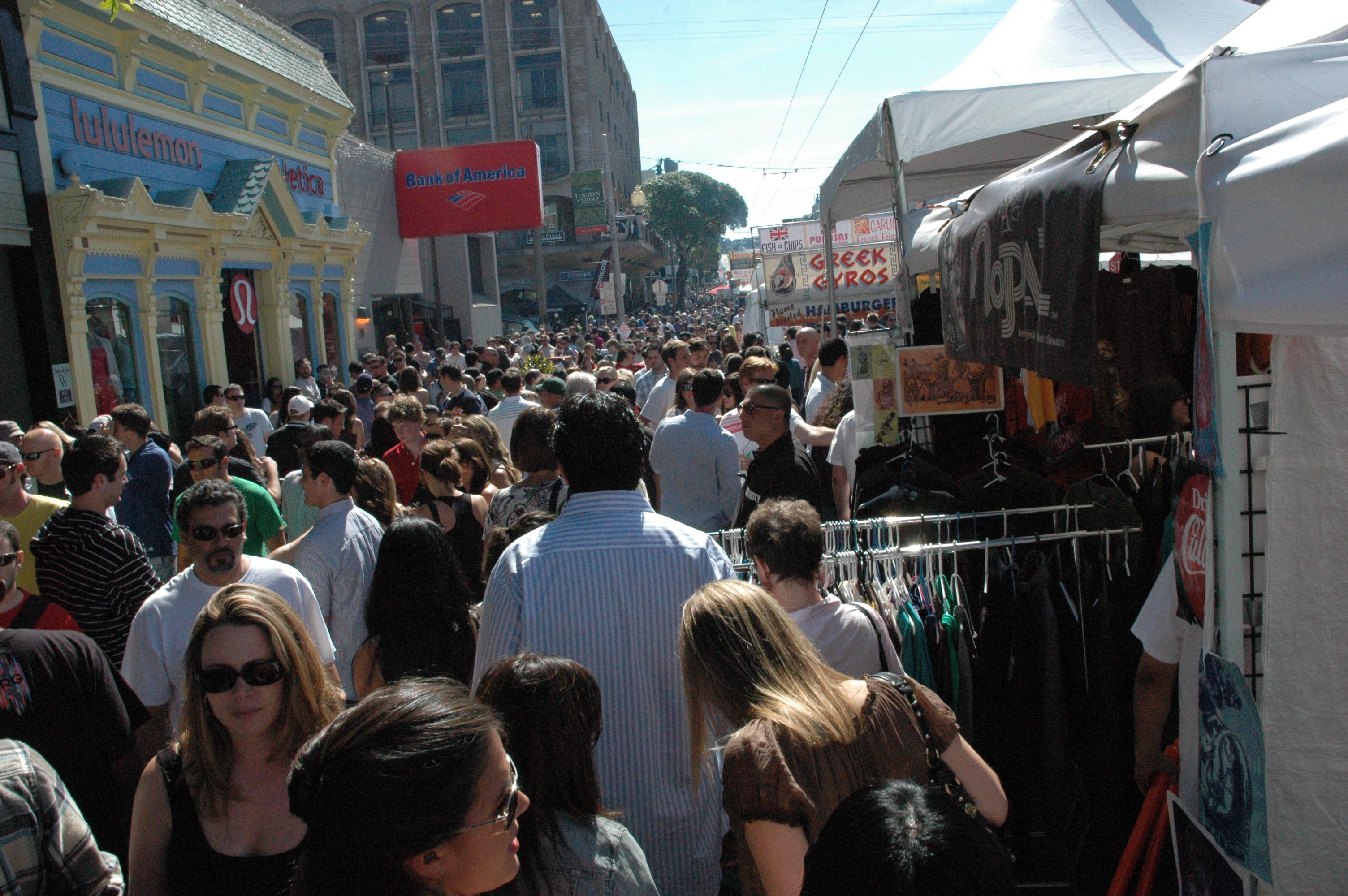 Union St Festival