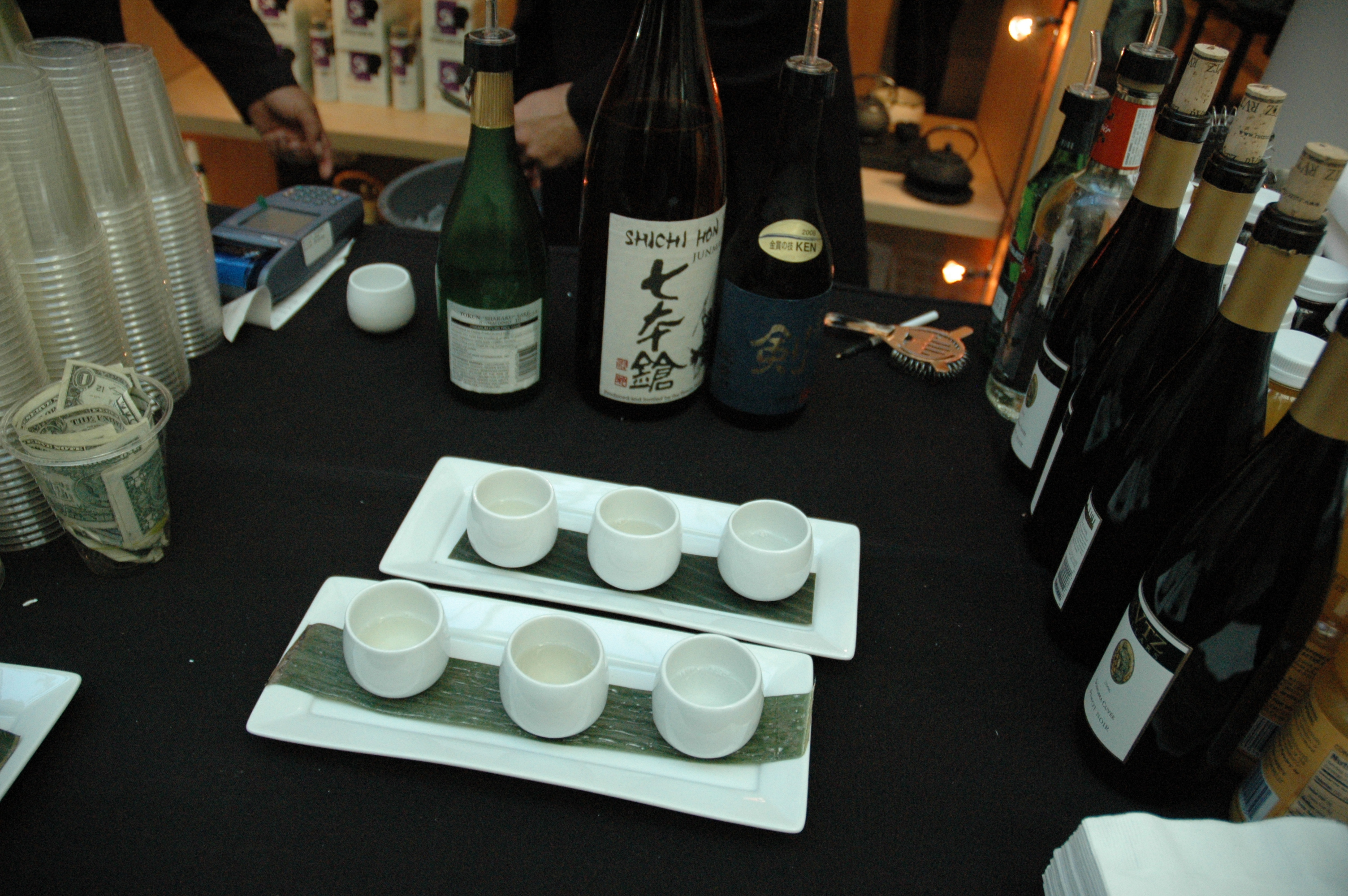 Sake Flights