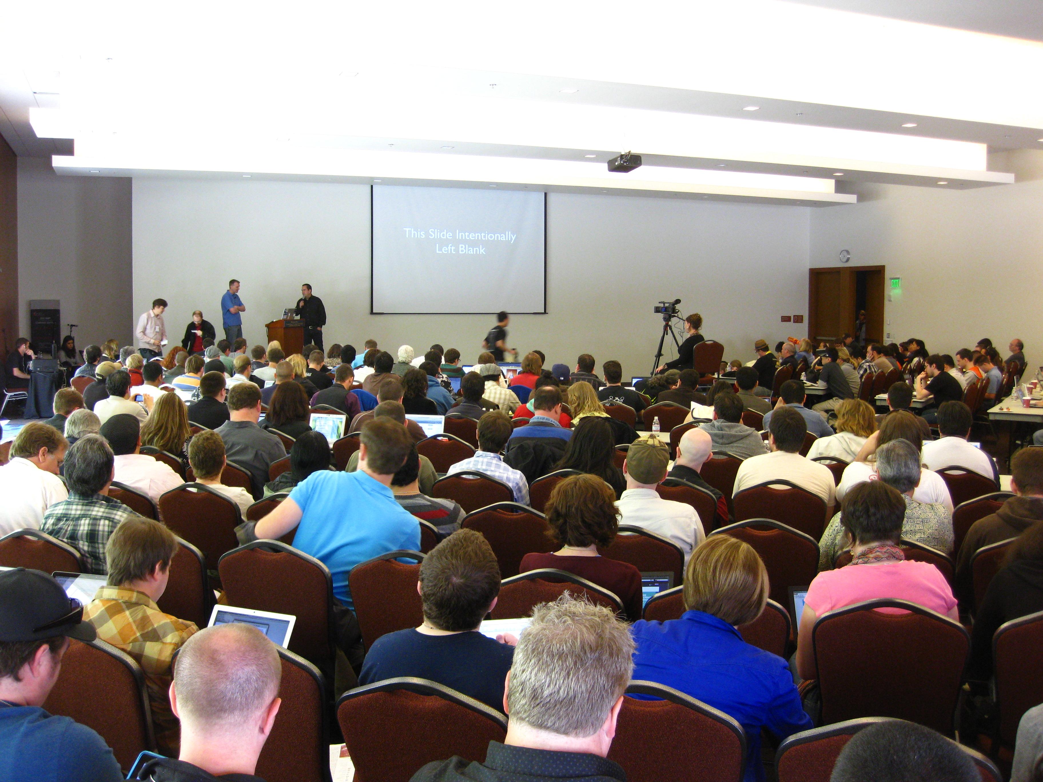 WordCamp SF