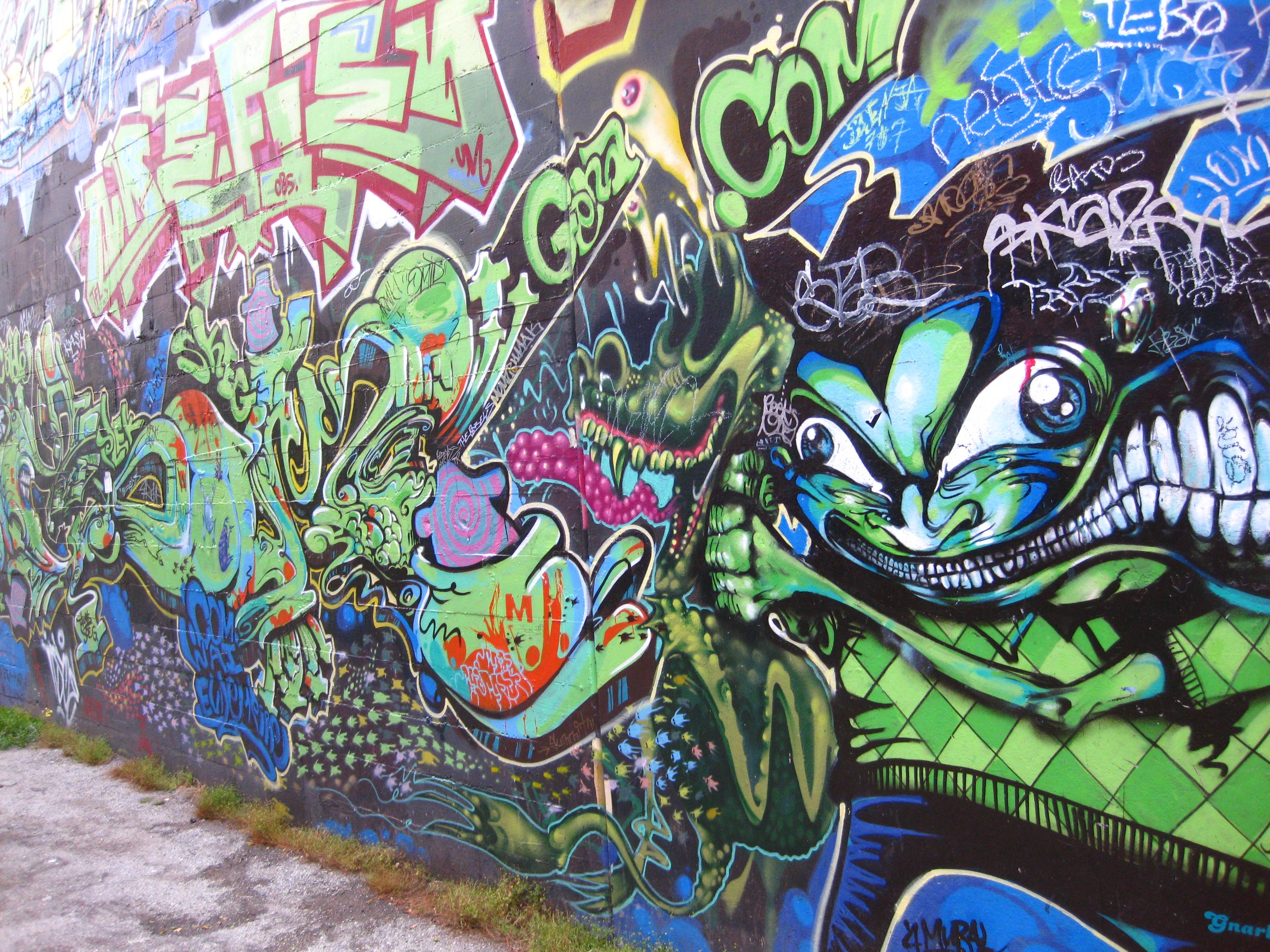 Haight Graffiti