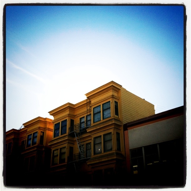 Polk St Rooftop