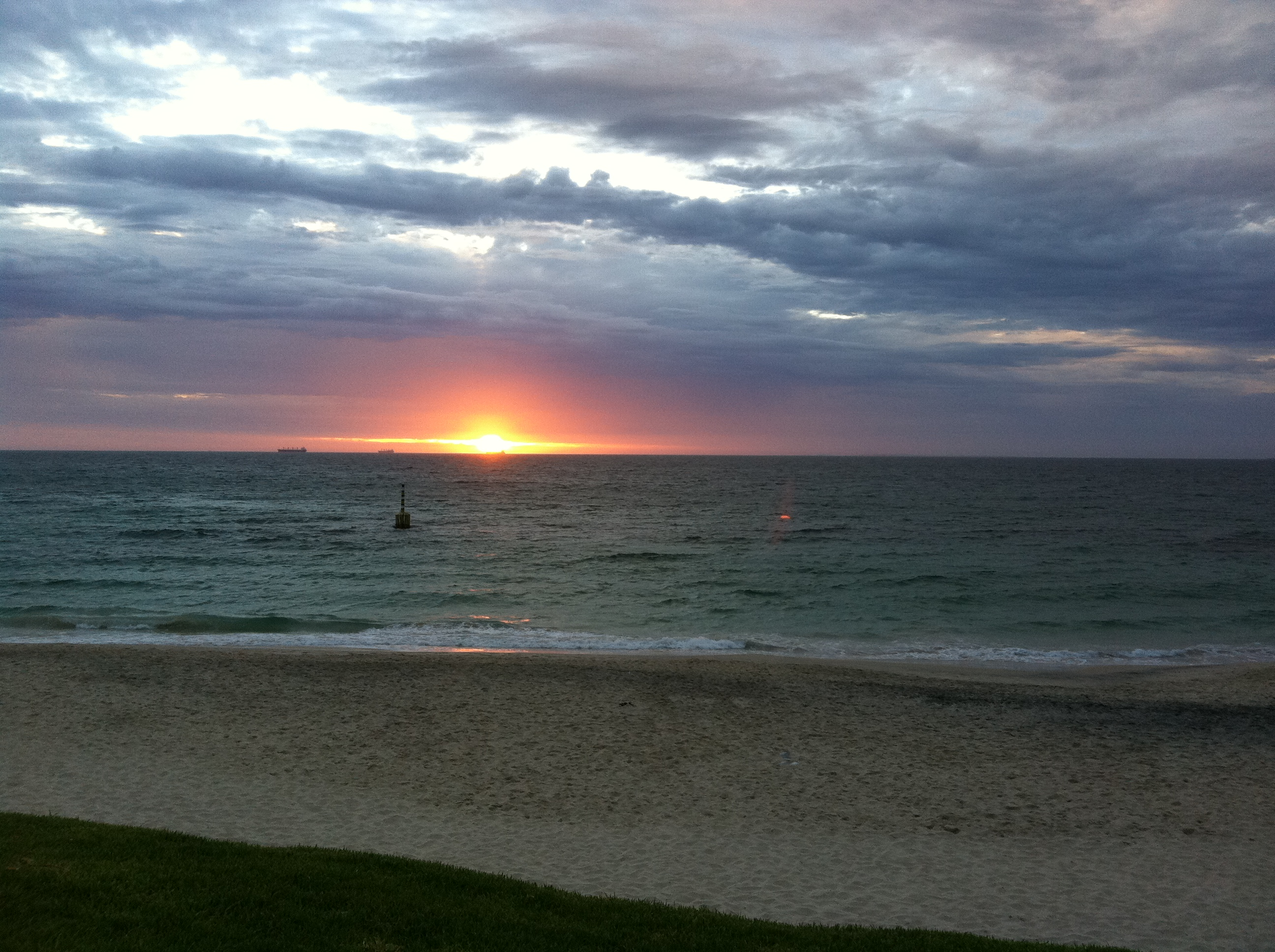 Cott Sunset