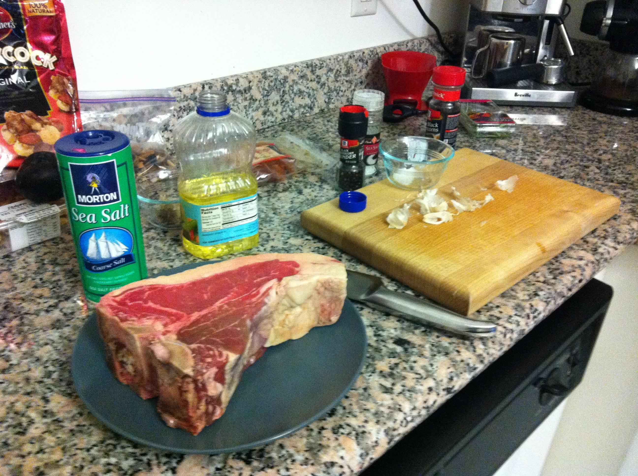 OMFG Steak