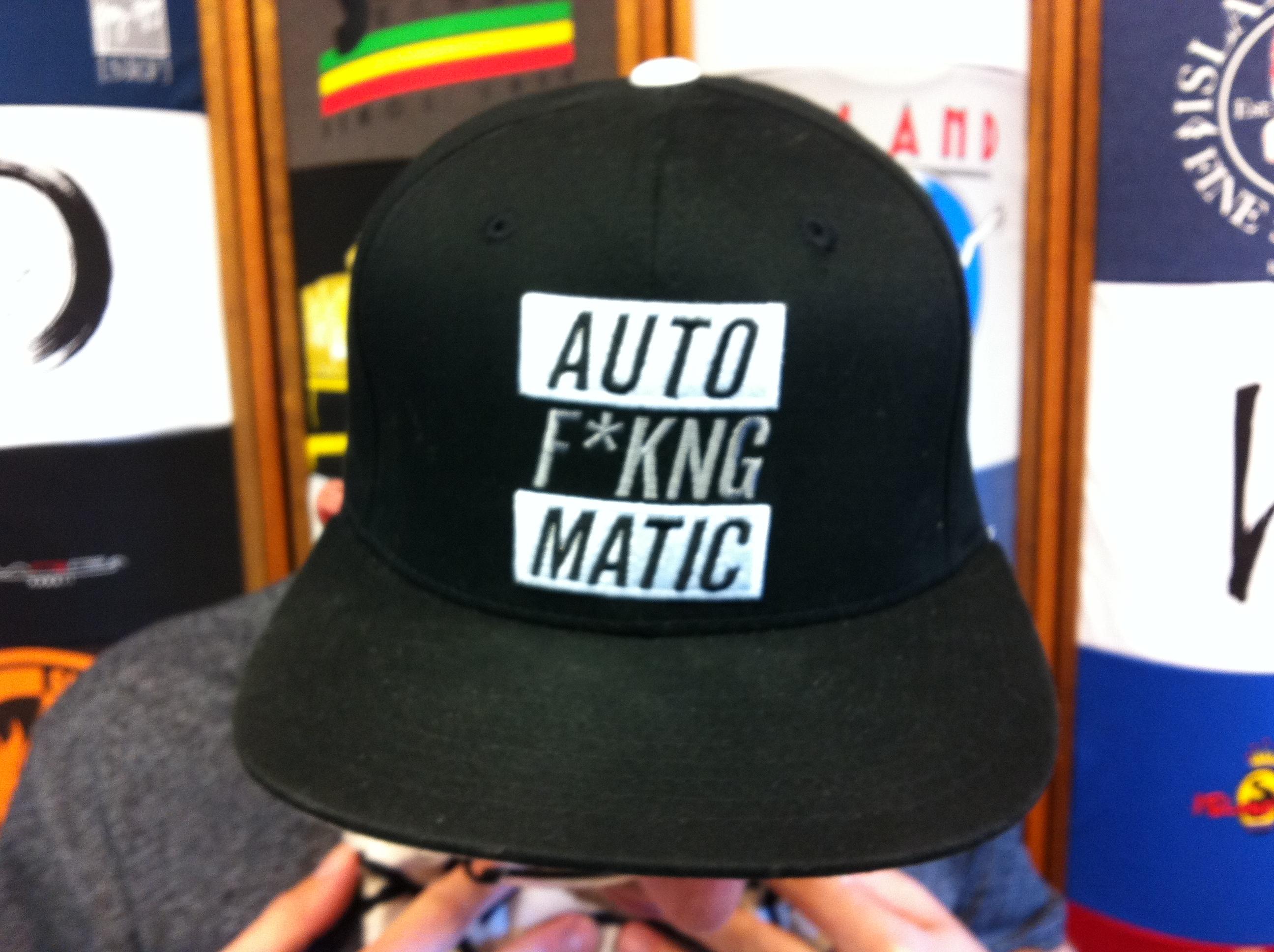 Auto-fucking-mattic, yo