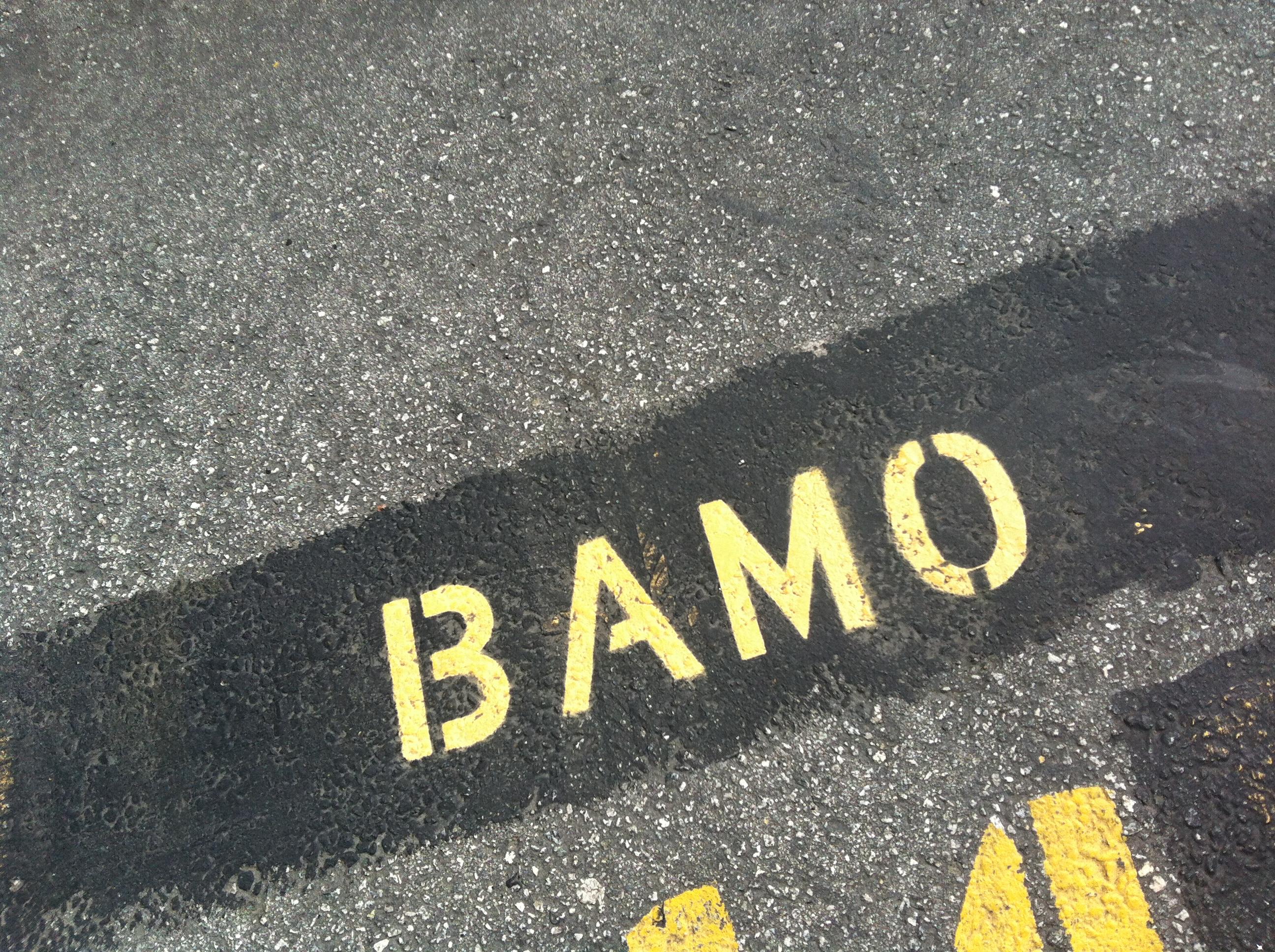 BAMO!