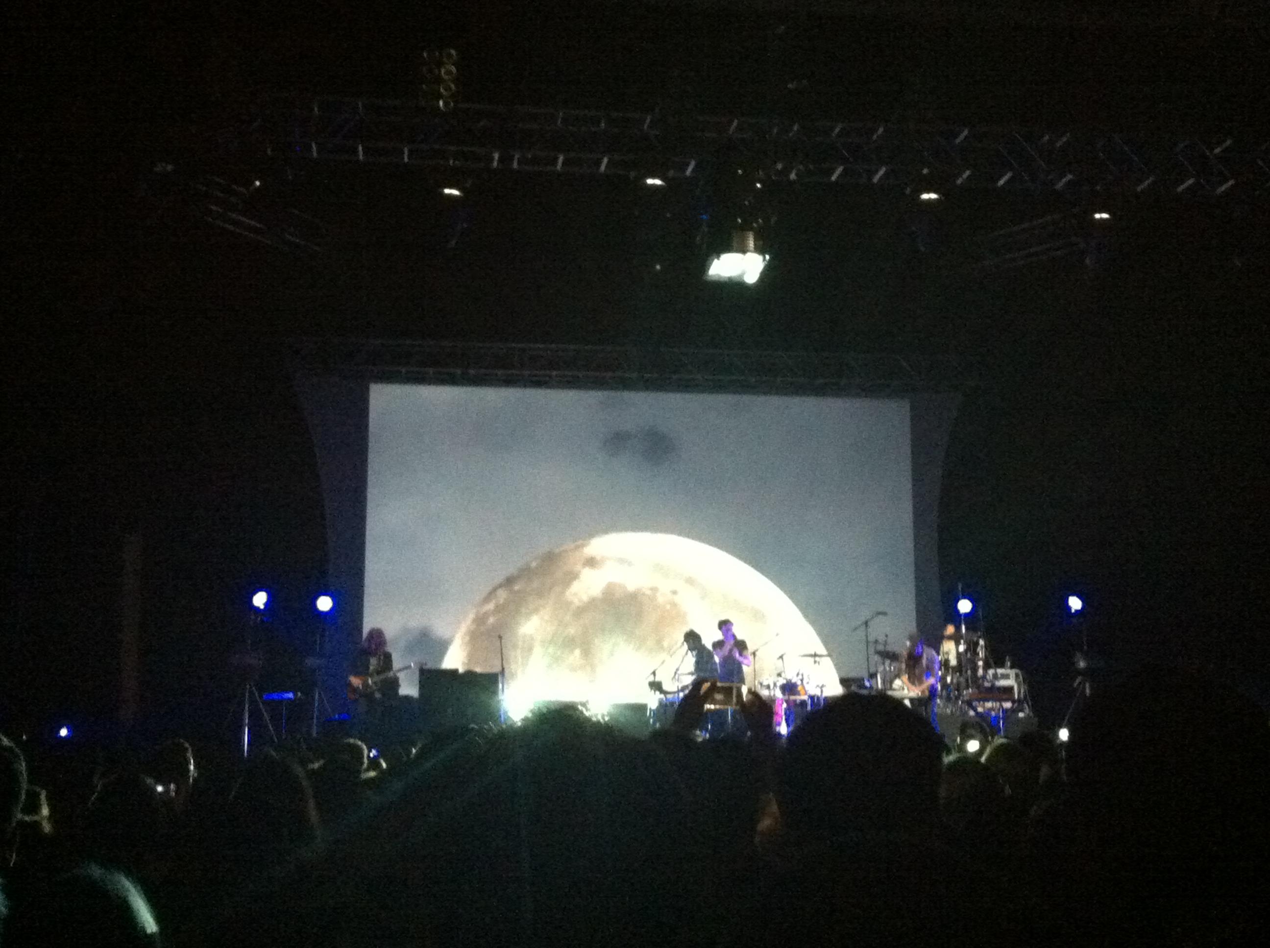 Gotye at Bill Graham Civic Auditorium