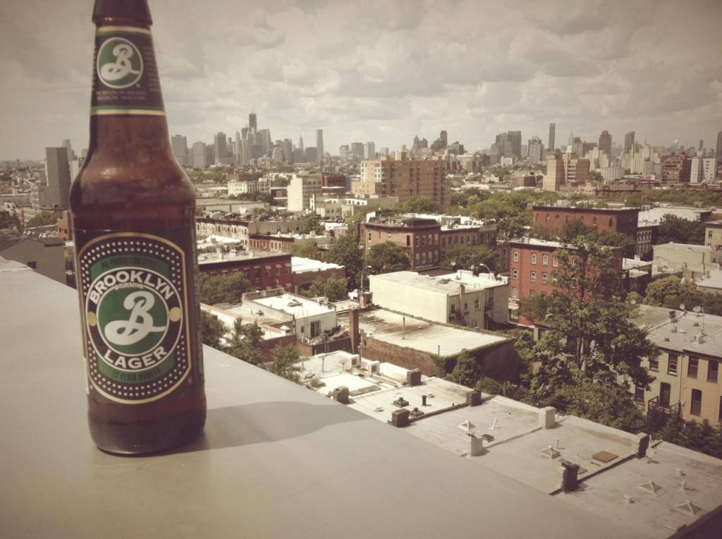Brooklyn View to Manhattan
