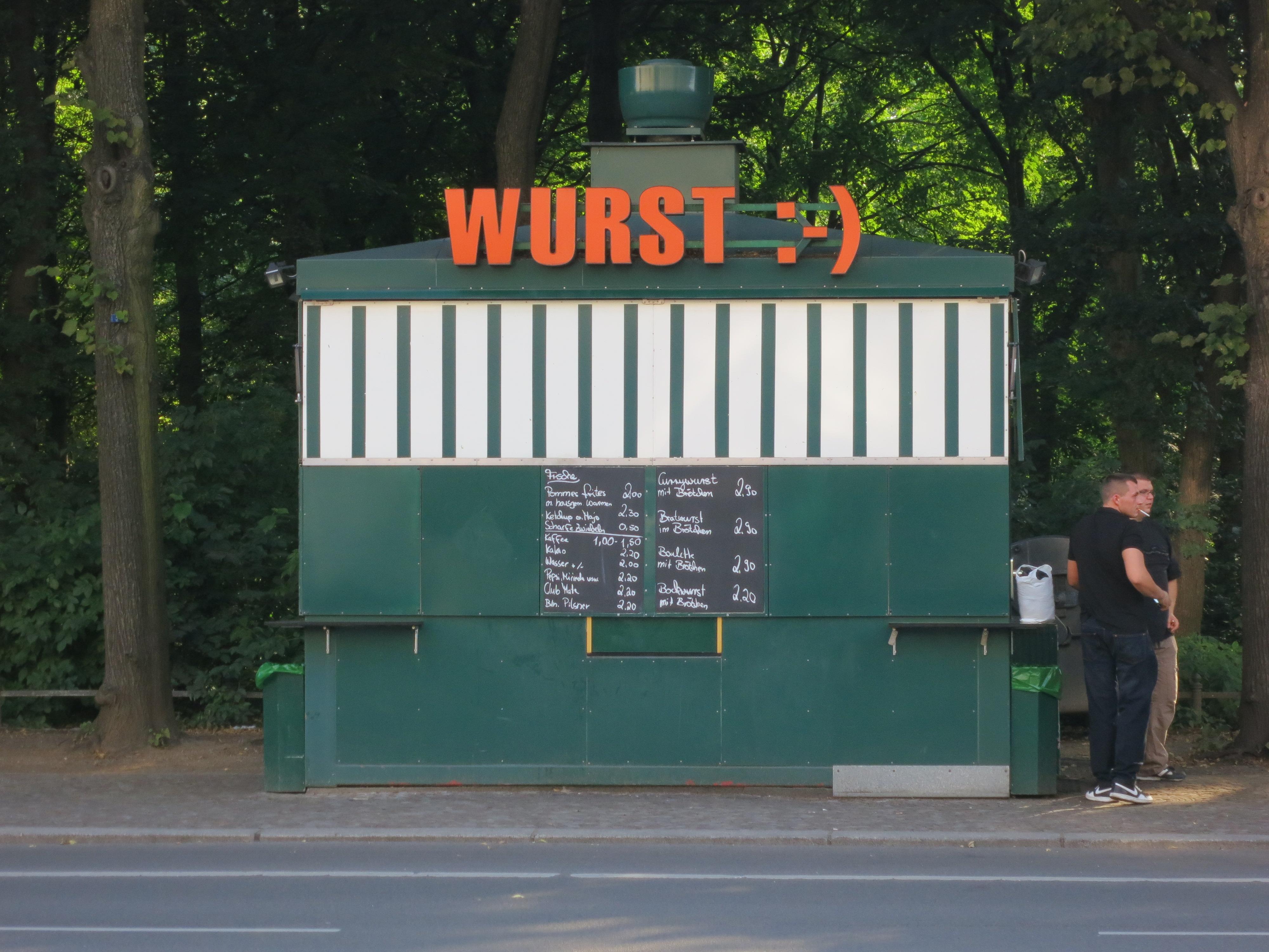 WURST :-)