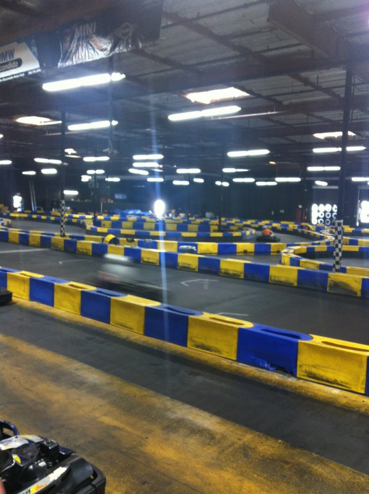 Checked in at Miramar Speed Circuit