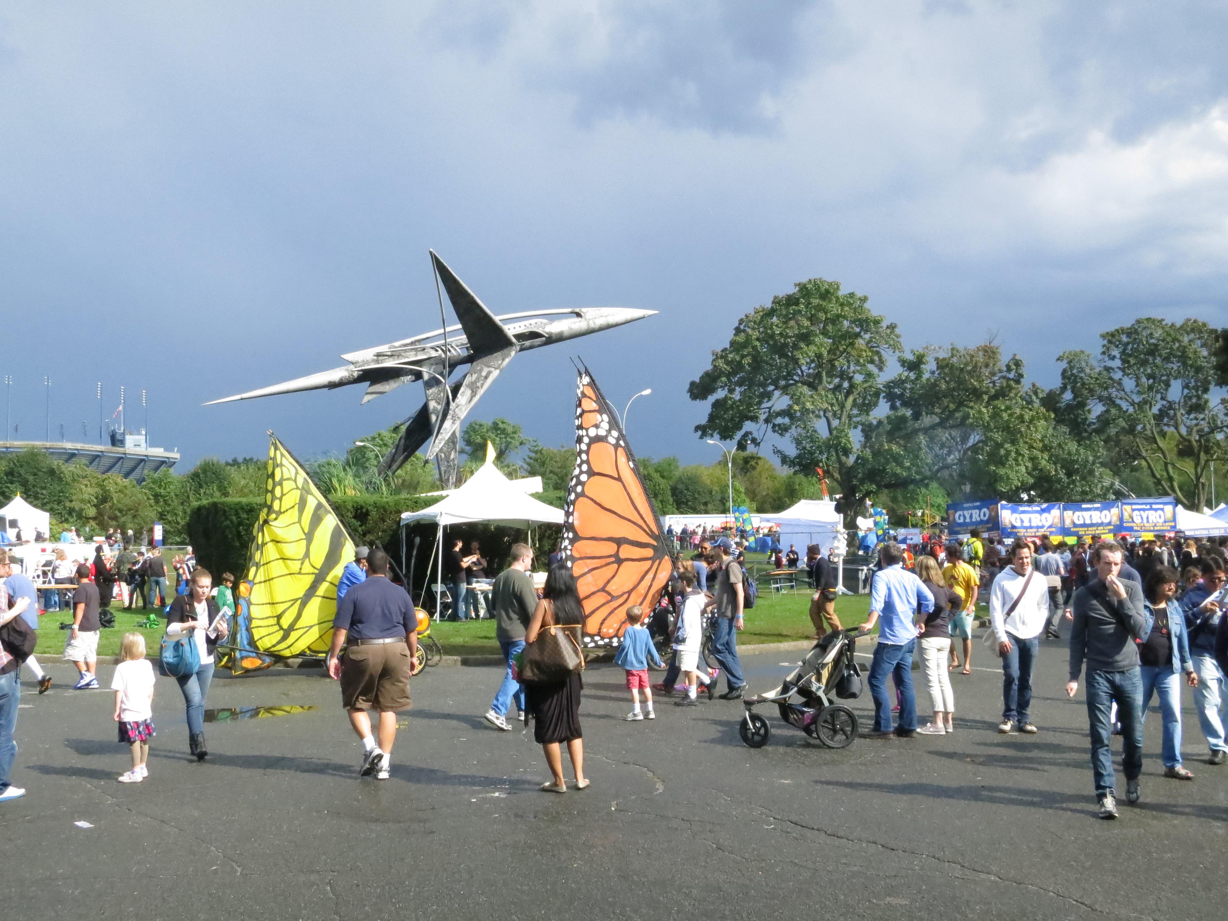 World Maker Faire, New York, 2012