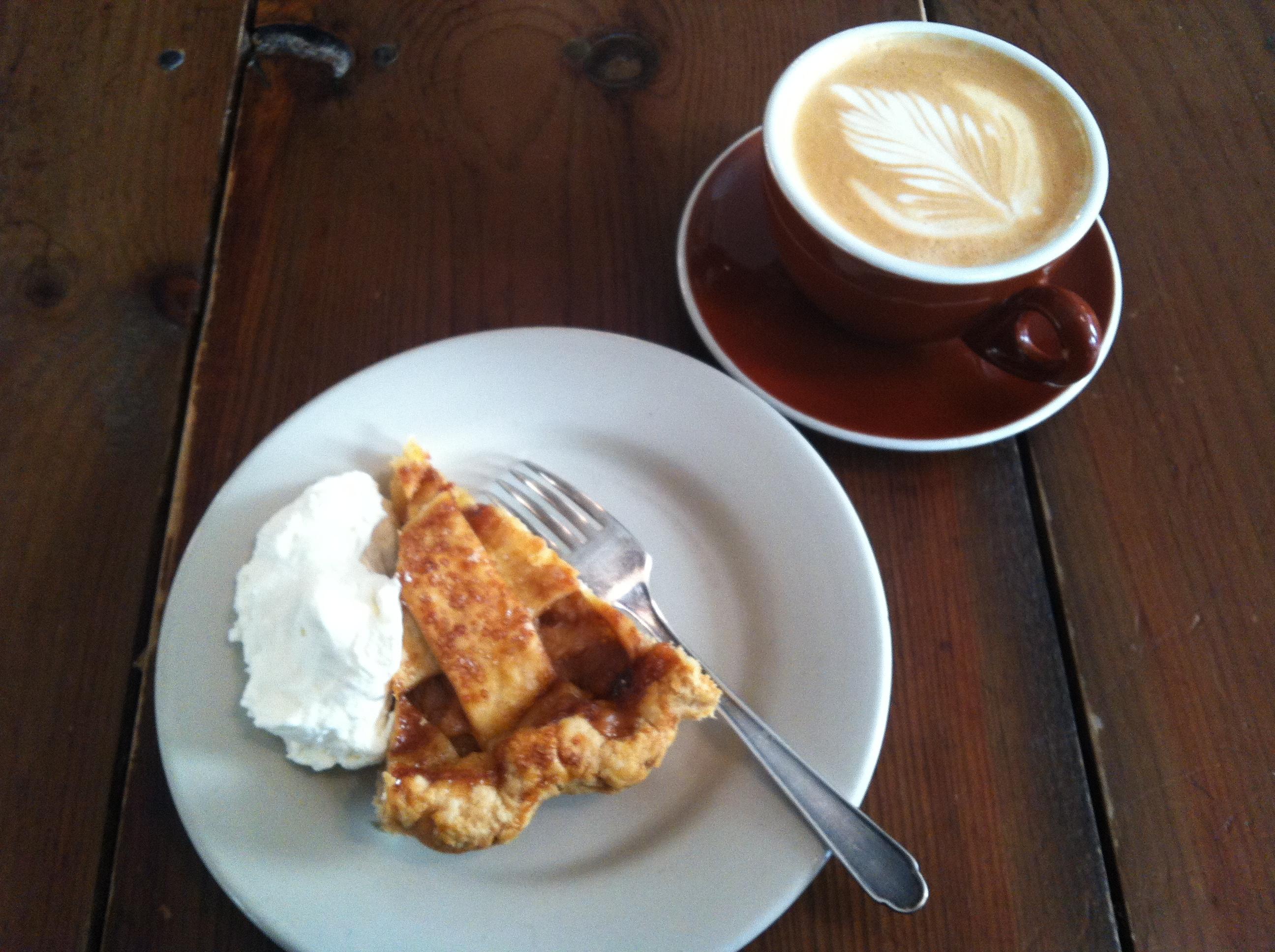 Coffee + Pie