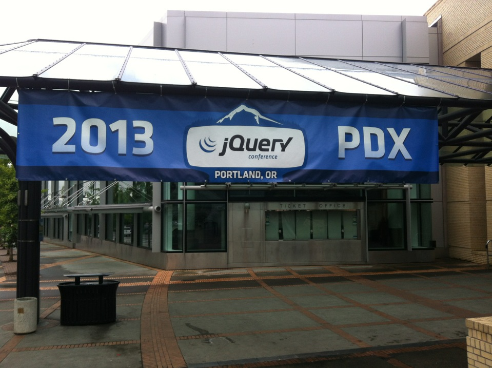 Checked in at Oregon Convention Center