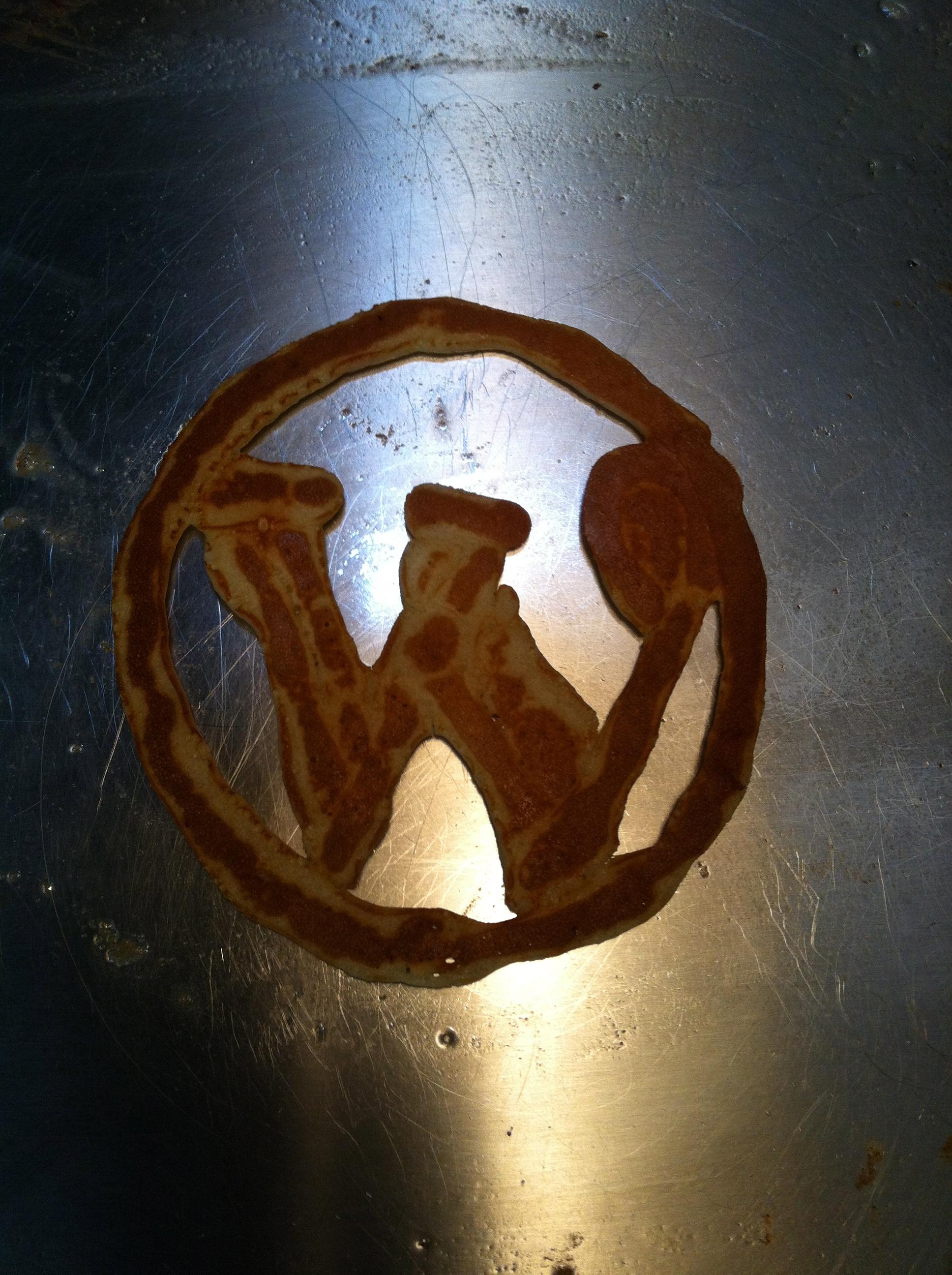 WordPress Pancakes!