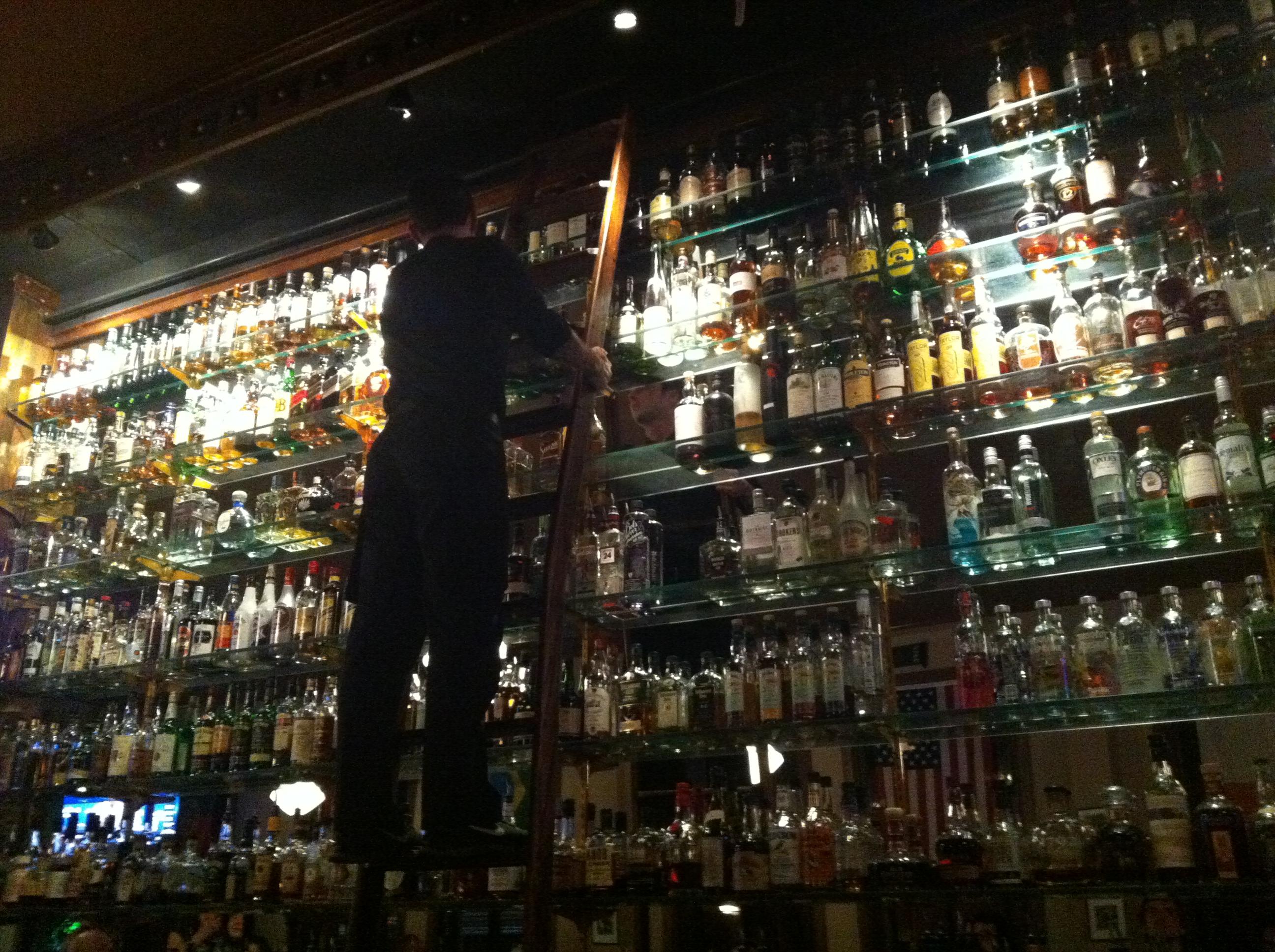 Wall o' Booze